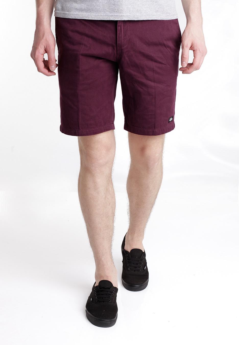 aa23c87d1076 Dickies - C 182 Gd Maroon - Shorts - Impericon.com UK