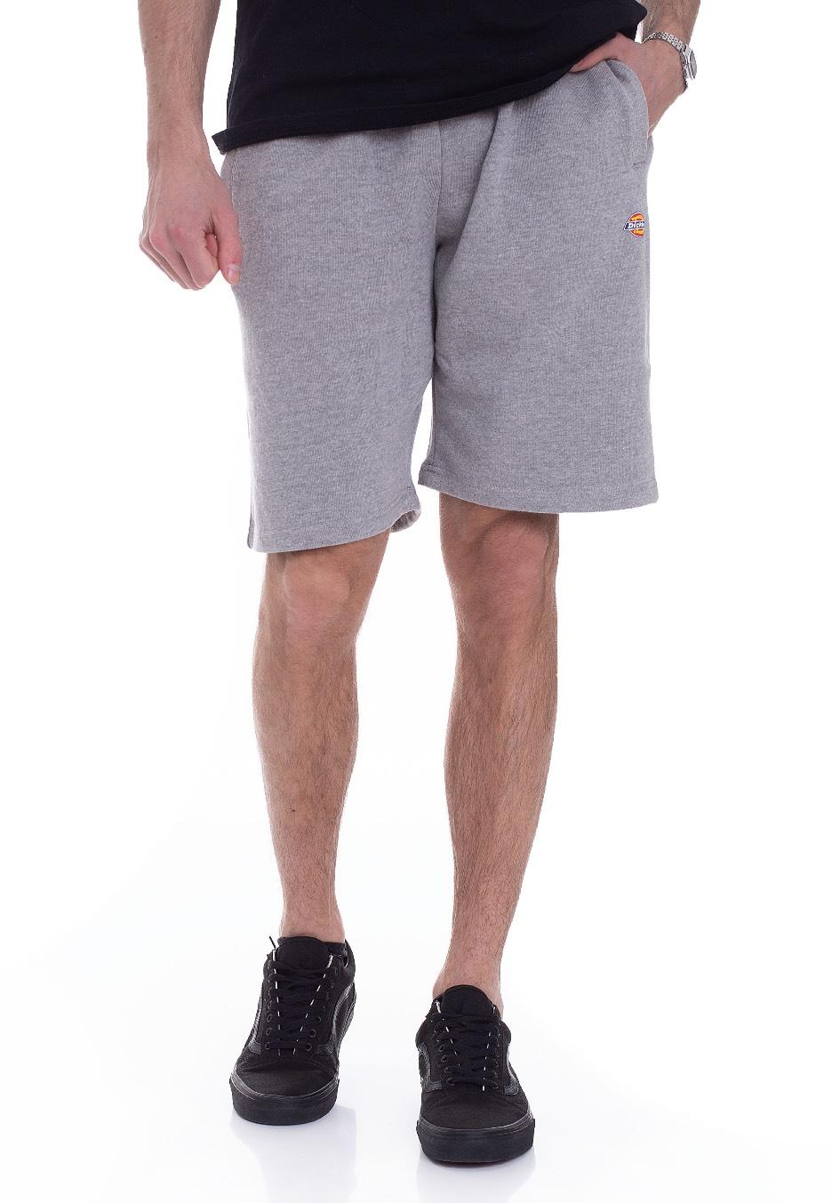 398162bf56d Dickies - Glen Cove Grey Melange - Shorts - Impericon.com SE