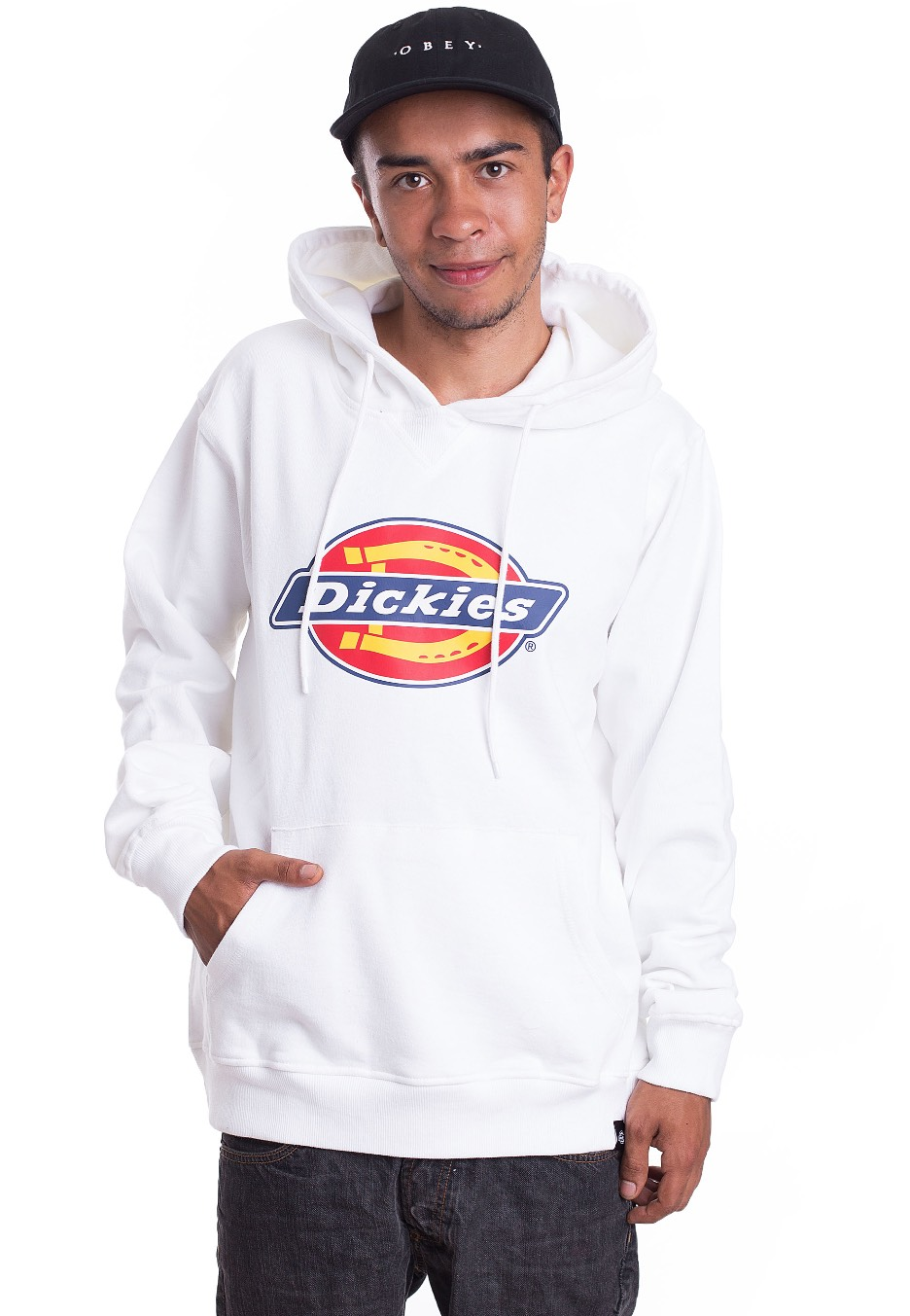 shop for official new release better price Dickies - Nevada White - Hoodie