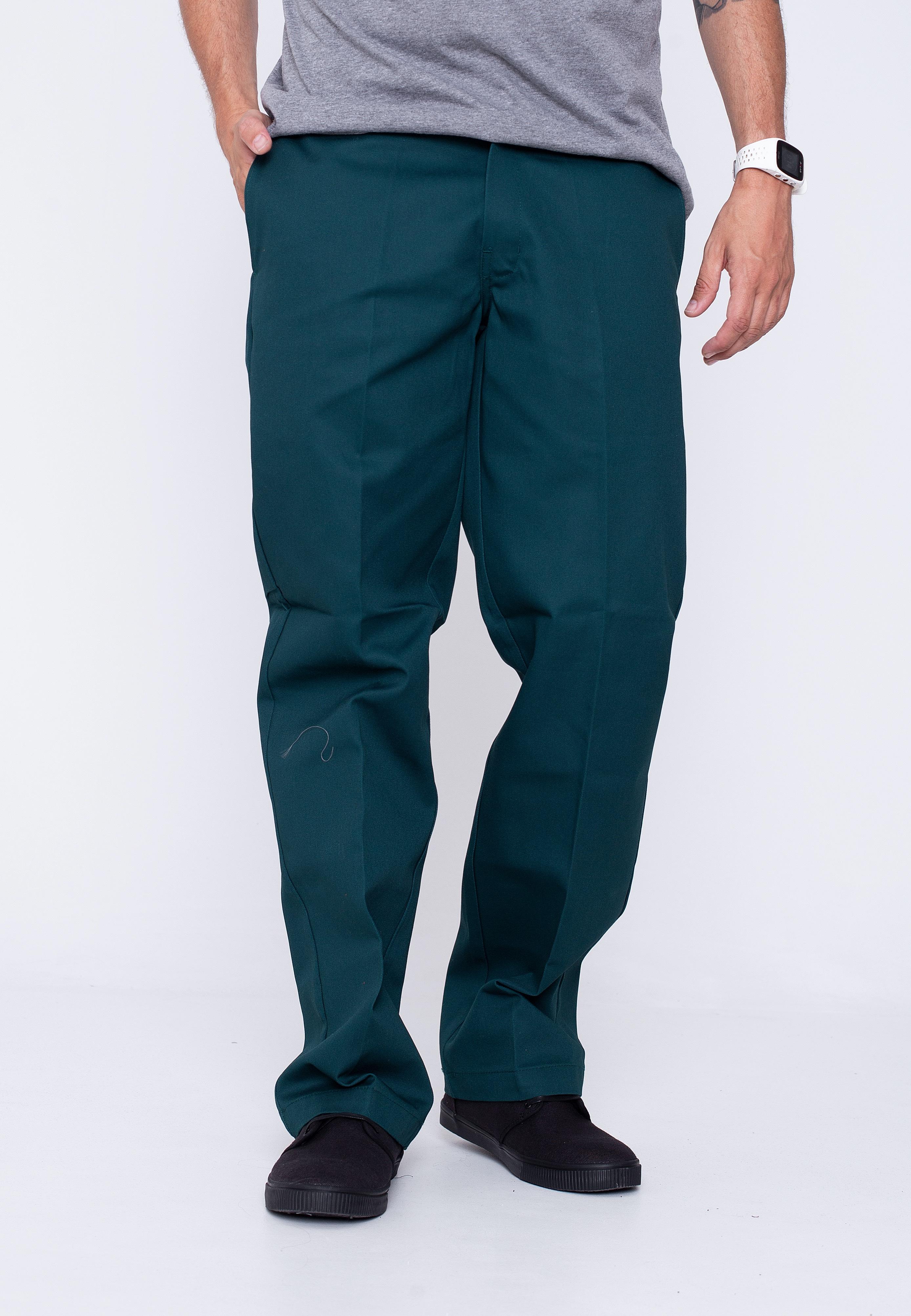 Dickies - Original Fit Straight Leg Work Ponderosa Pine - Pants