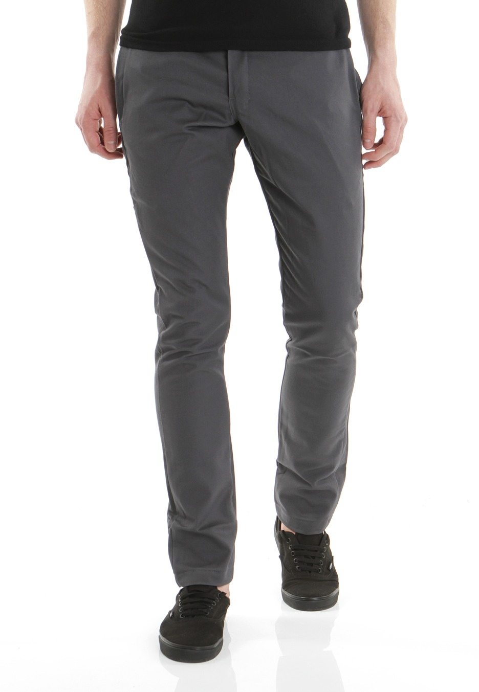 Gray Pants And Brown Shoes For Women