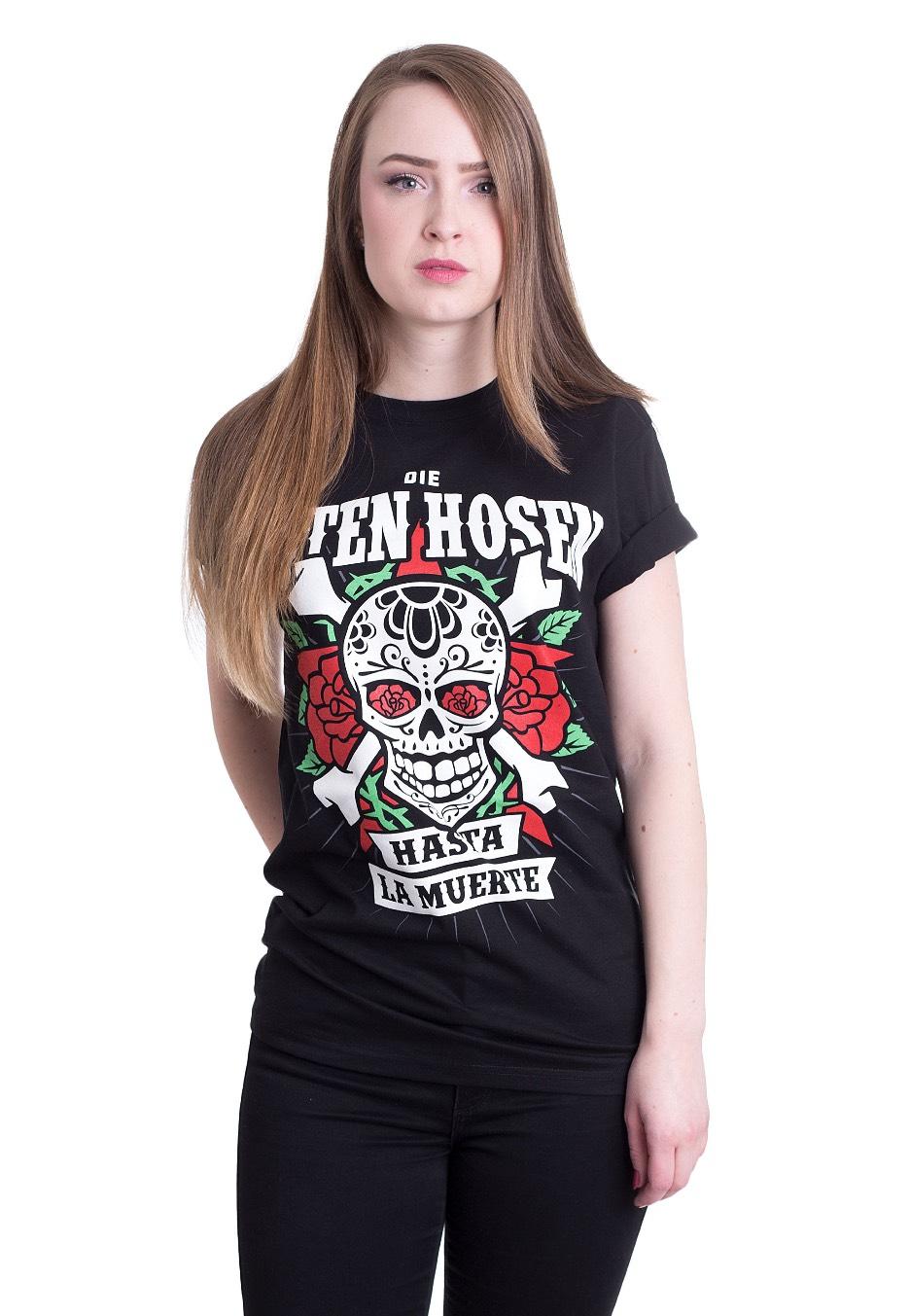 Tote Hosen T Shirt