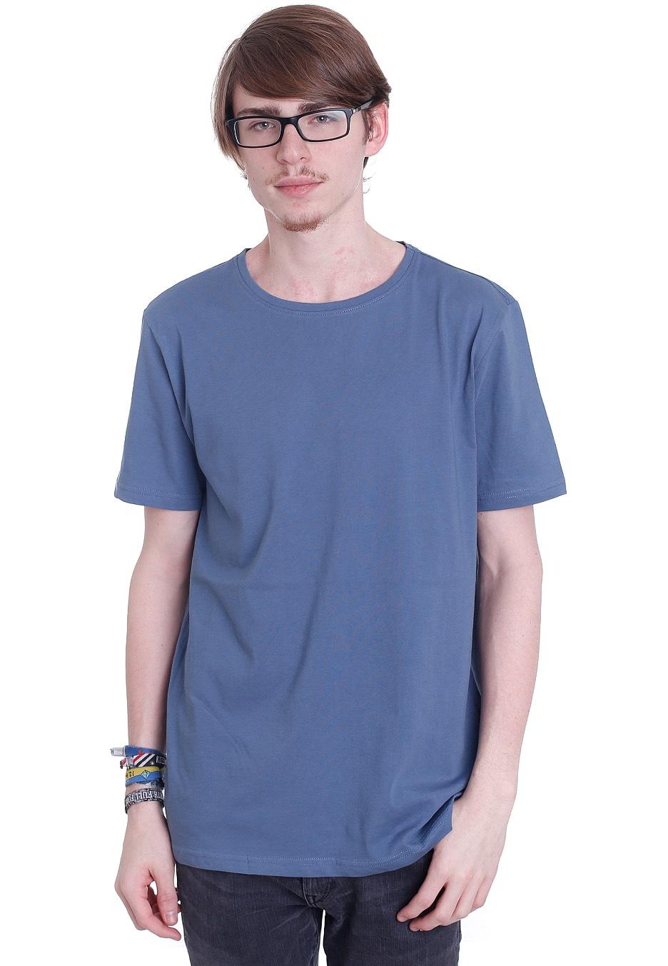 Dr. Denim - Patrick Bad News Blue - - T-Shirts