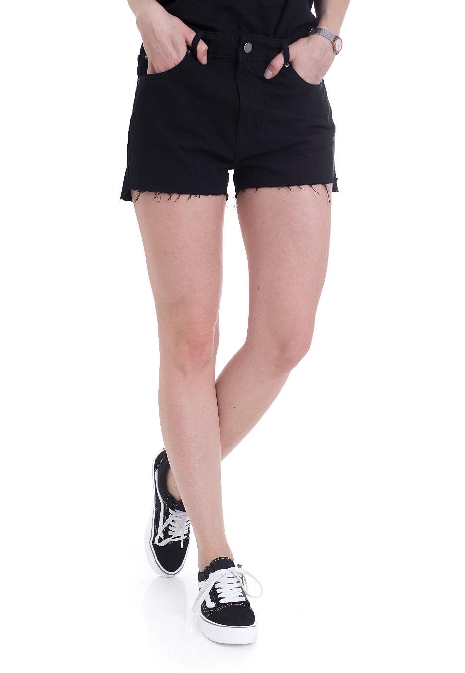 Dr. Denim - Vega Black - Shorts
