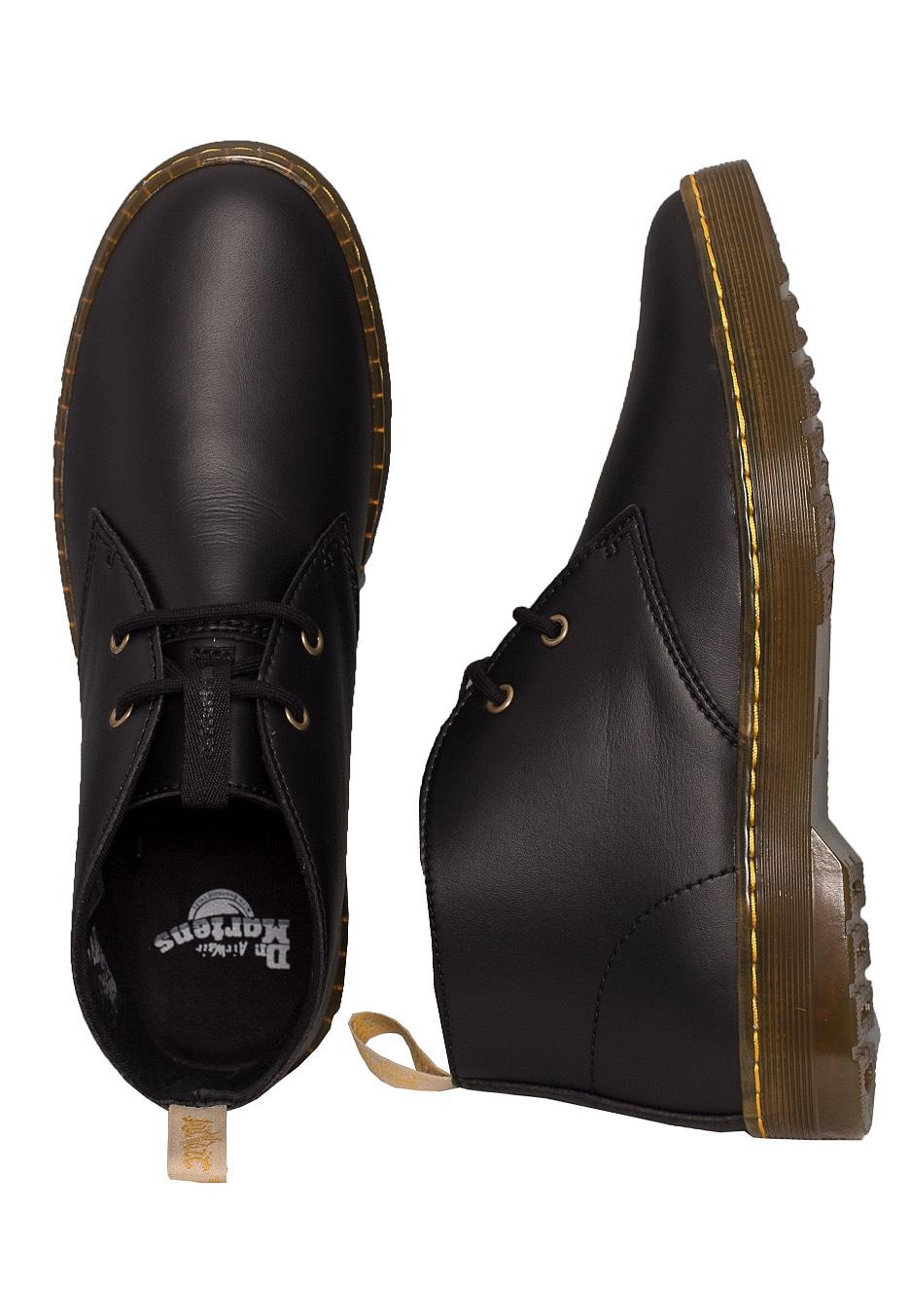 6fda1f8cc4a Dr. Martens - Cabrillo Felix Rub Off Vegan Black Chukka Boot - Shoes
