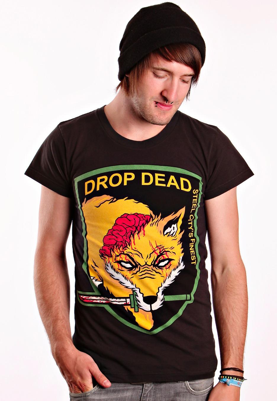 Drop Dead - Big Boss - T-Shirt - Impericon.com Worldwide