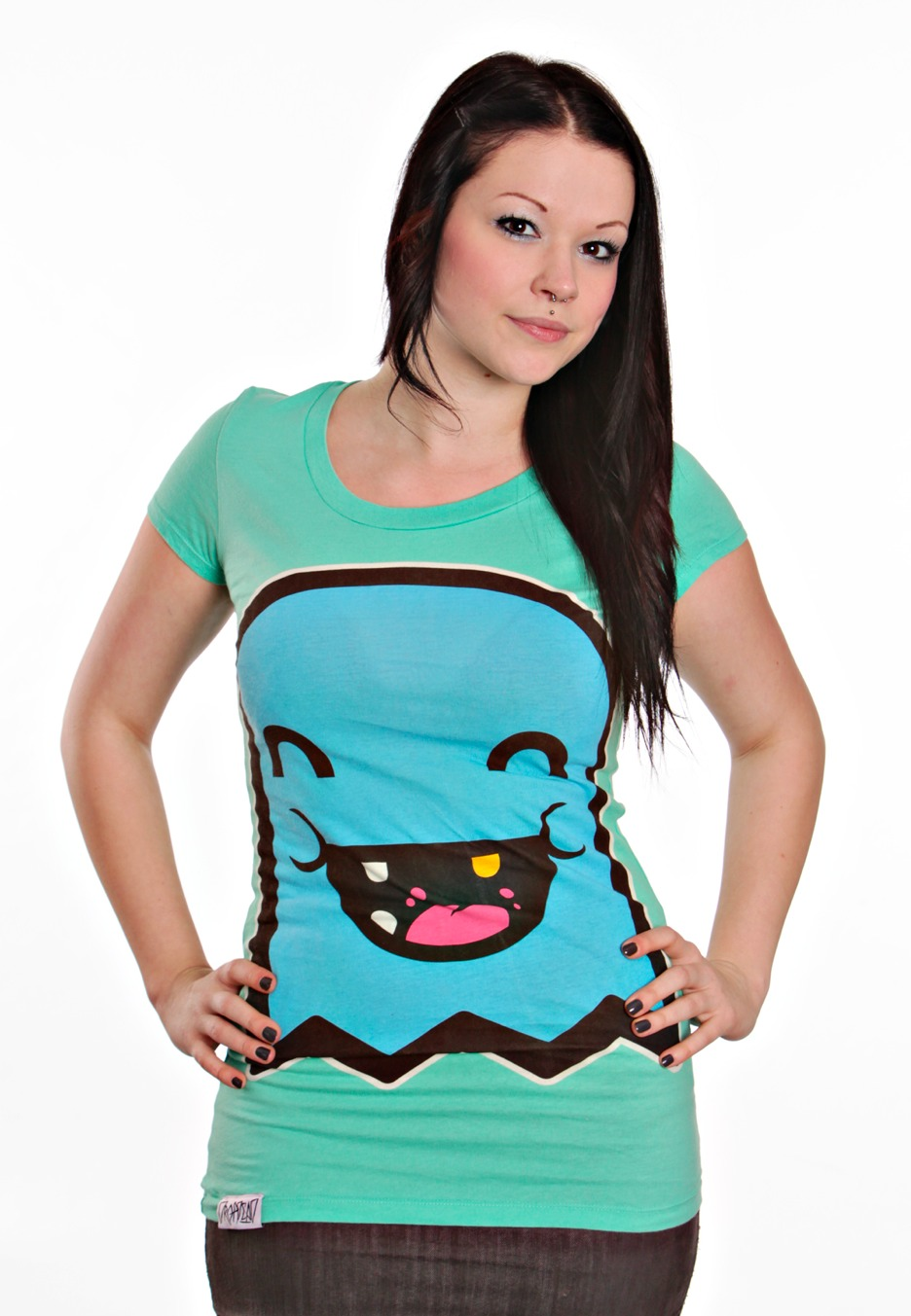 Drop Dead - Ghost Green - Girly - Impericon.com WorldwideDrop Dead Clothing Ghost