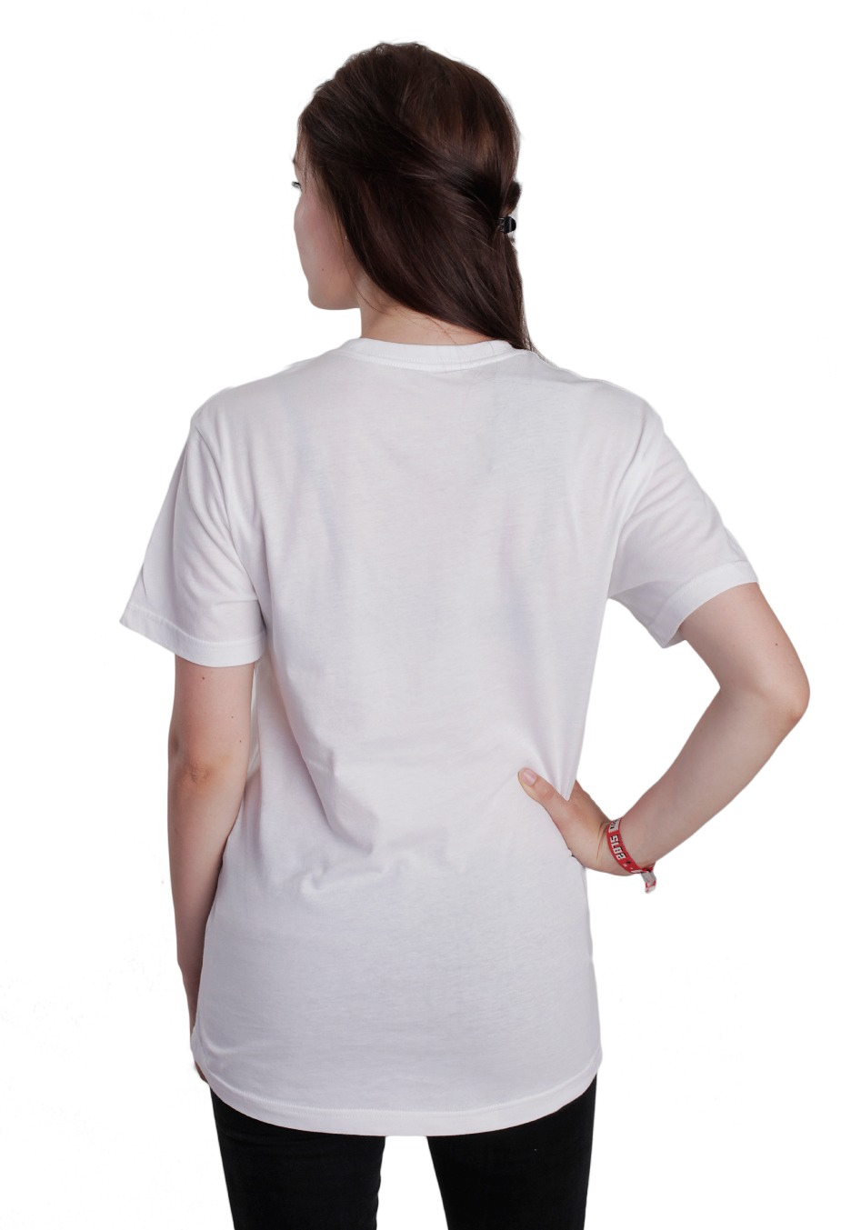 Drop Dead - Hunted White - T-Shirt - Impericon.com AU 60b161eb2