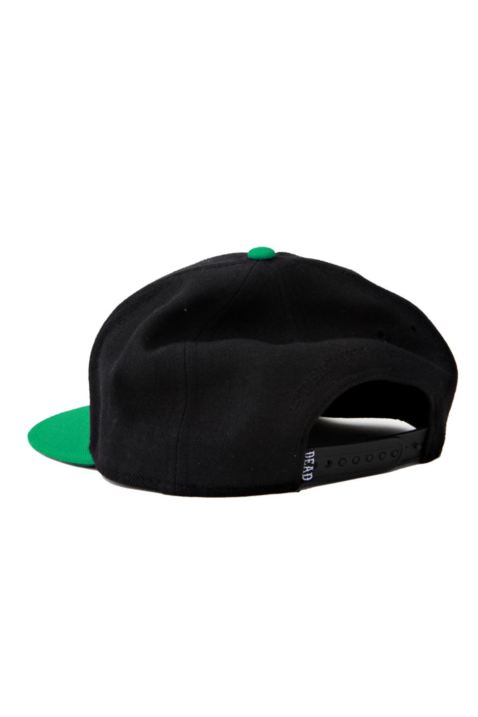 Drop Dead - War Pig Black Green Snapback - Cap - Impericon.com US fd16c7d85855
