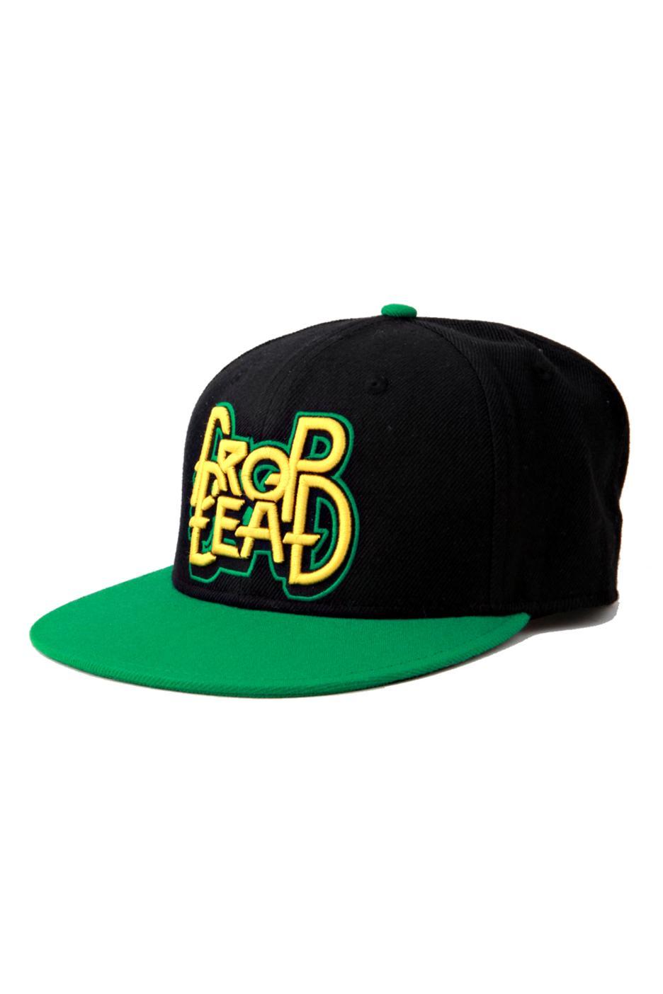 Drop Dead - War Pig Black Green Snapback - Cap - Impericon.com US 28e0d071c532