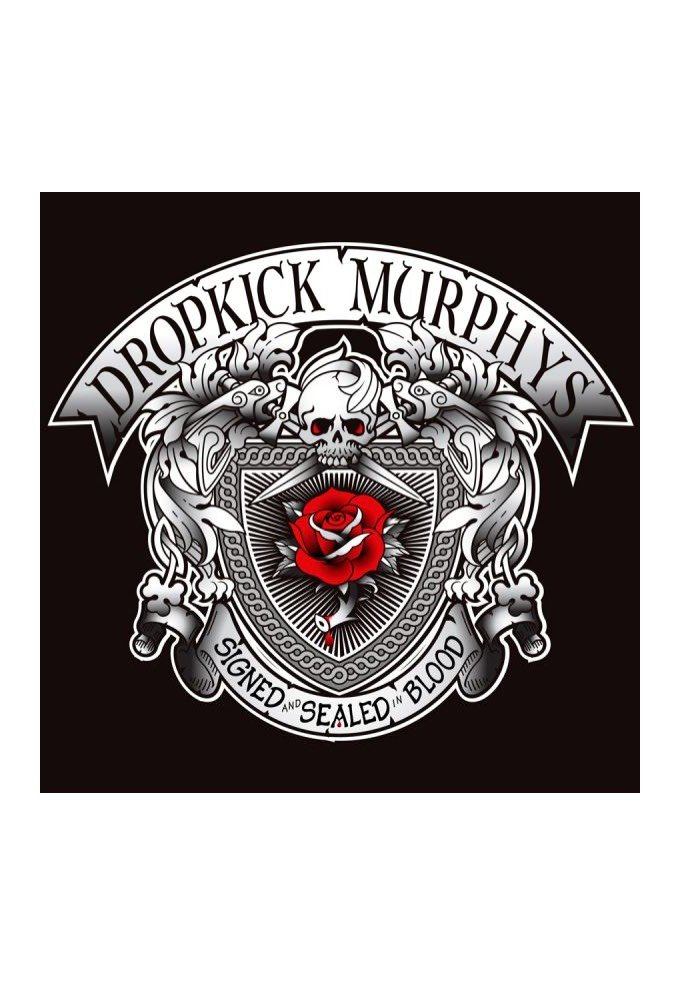 Dropkick Murphys Signed And Sealed In Blood Cd Impericon Com Worldwide