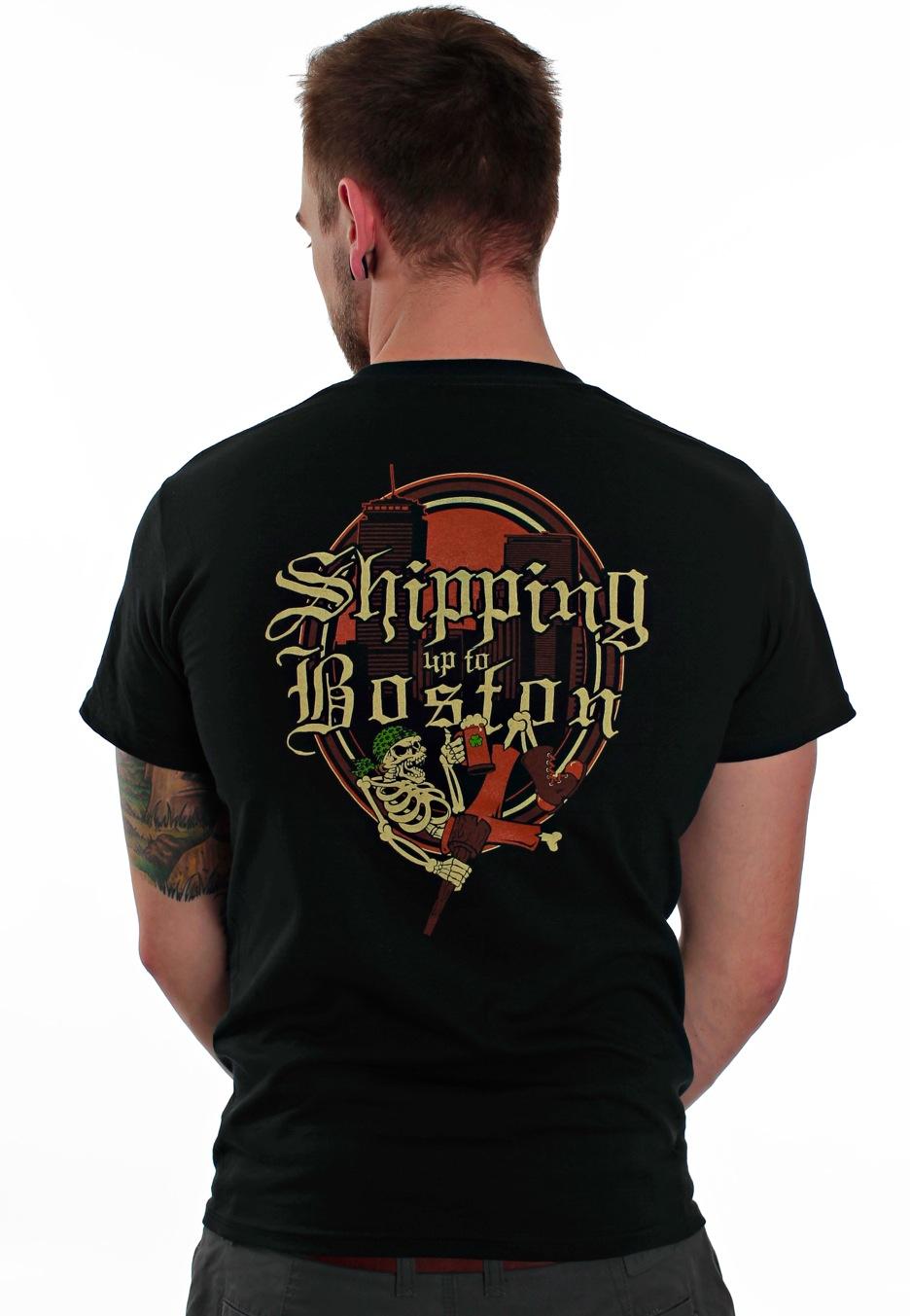 Murphys Shipping T Shirt To Boston Up Dropkick zOqdgwvv