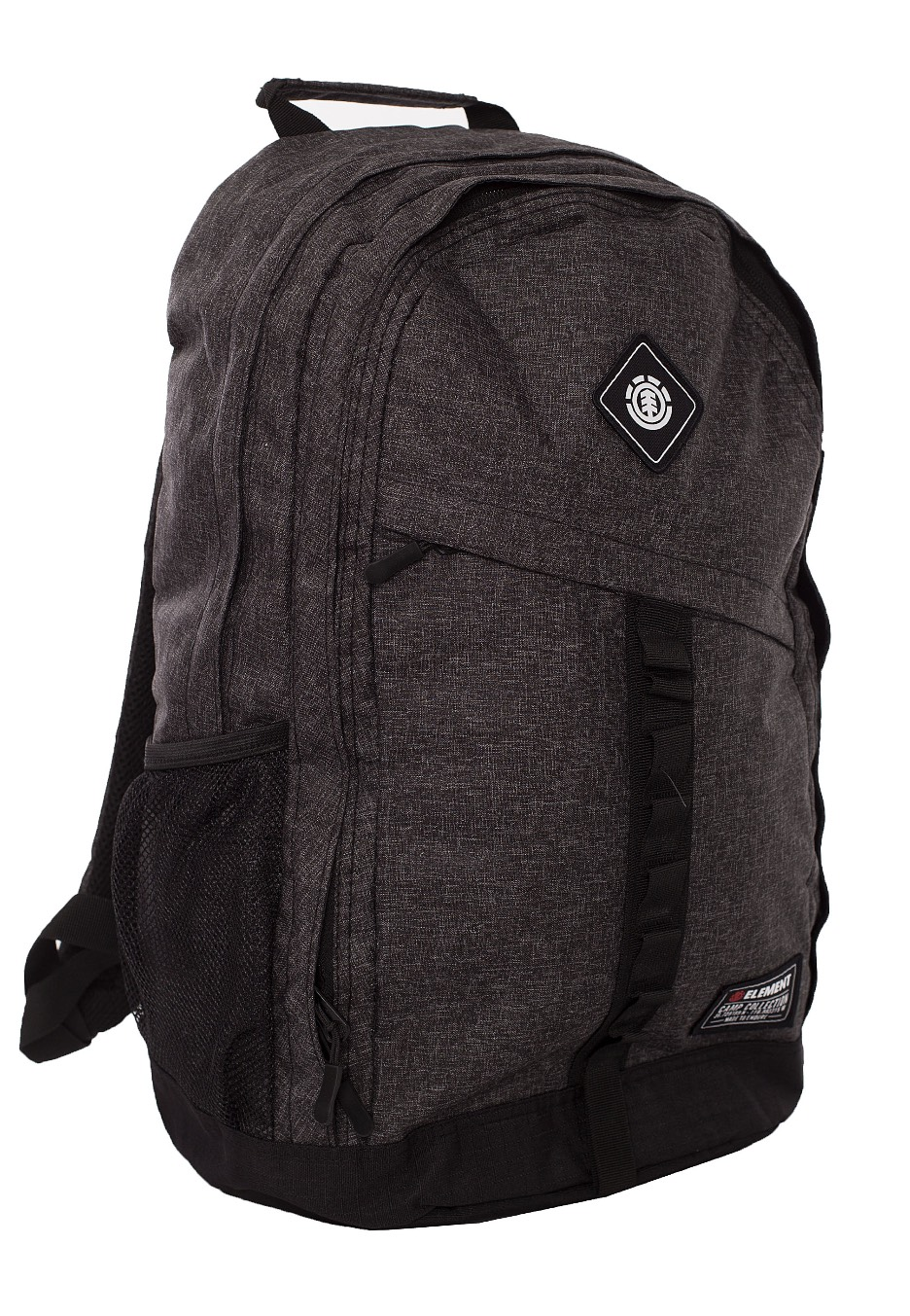 679830c632a8 Hype Black Mesh Pocket Backpack- Fenix Toulouse Handball