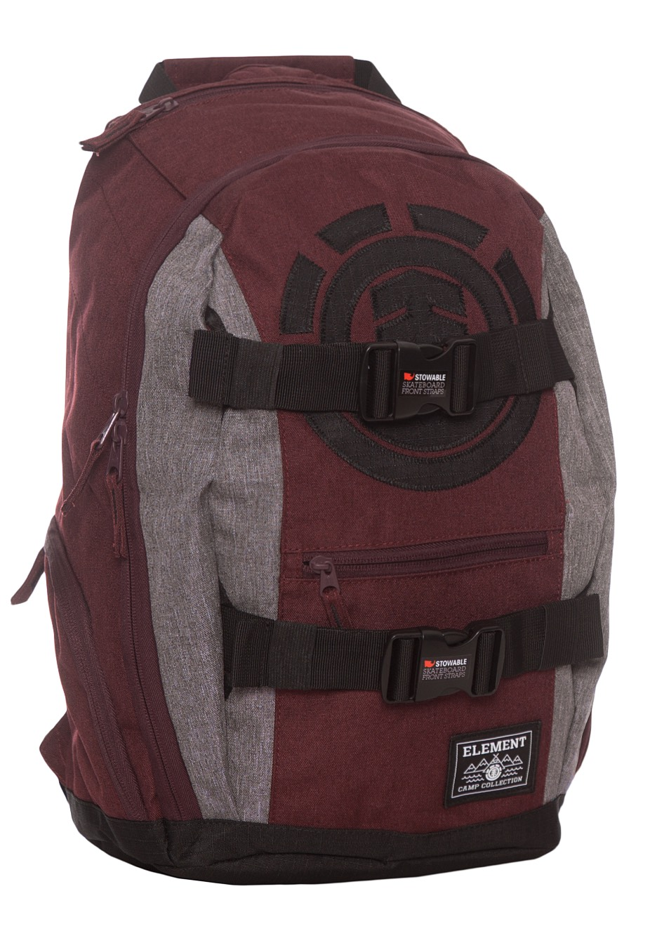 9f4de4092776 Element - Mohave Napa Heather - Backpack - Impericon.com UK