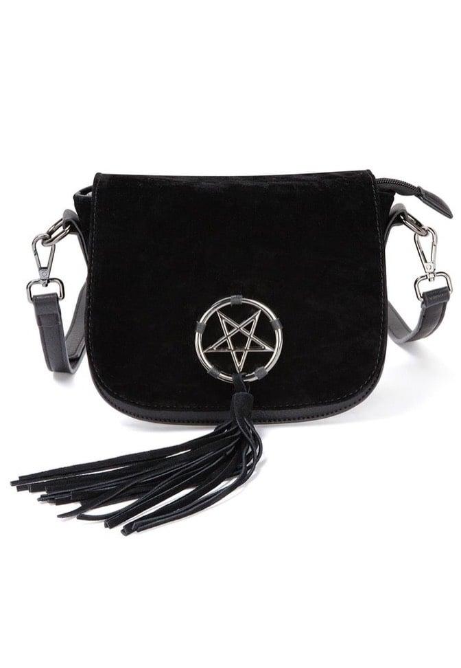 c478f85ba583 Killstar - Ember Shoulder Black - Bag - Streetwear Shop - Impericon.com US
