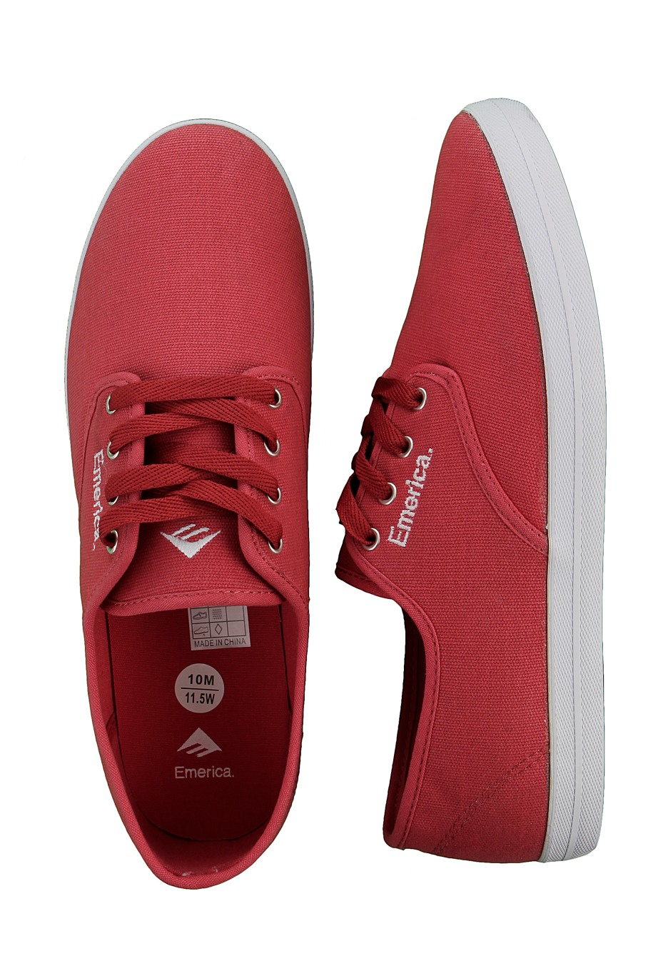 Emerica - Wino Fusion Cardinal - Shoes - Impericon.com UK 1ad247af22