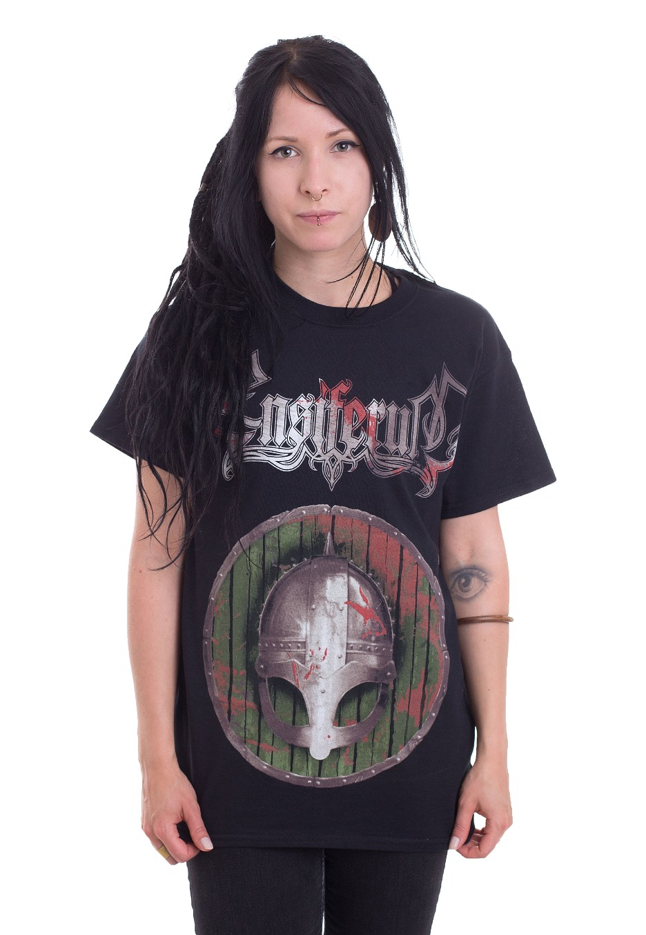 Ensiferum-Blood is the price of Glory-T-Shirt