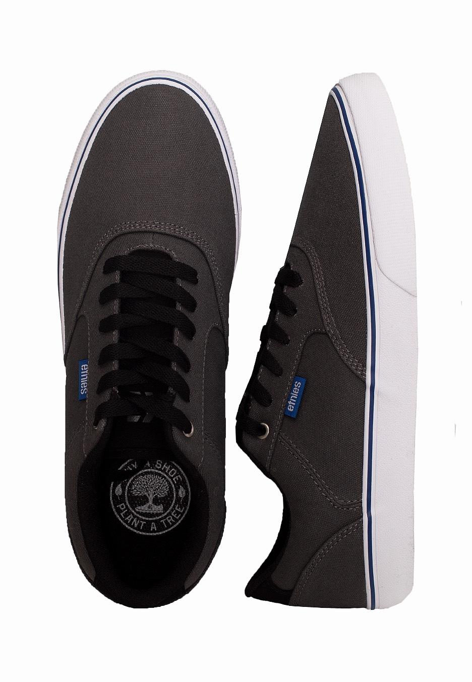 Etnies - Blitz Grey/Black/Blue - Shoes
