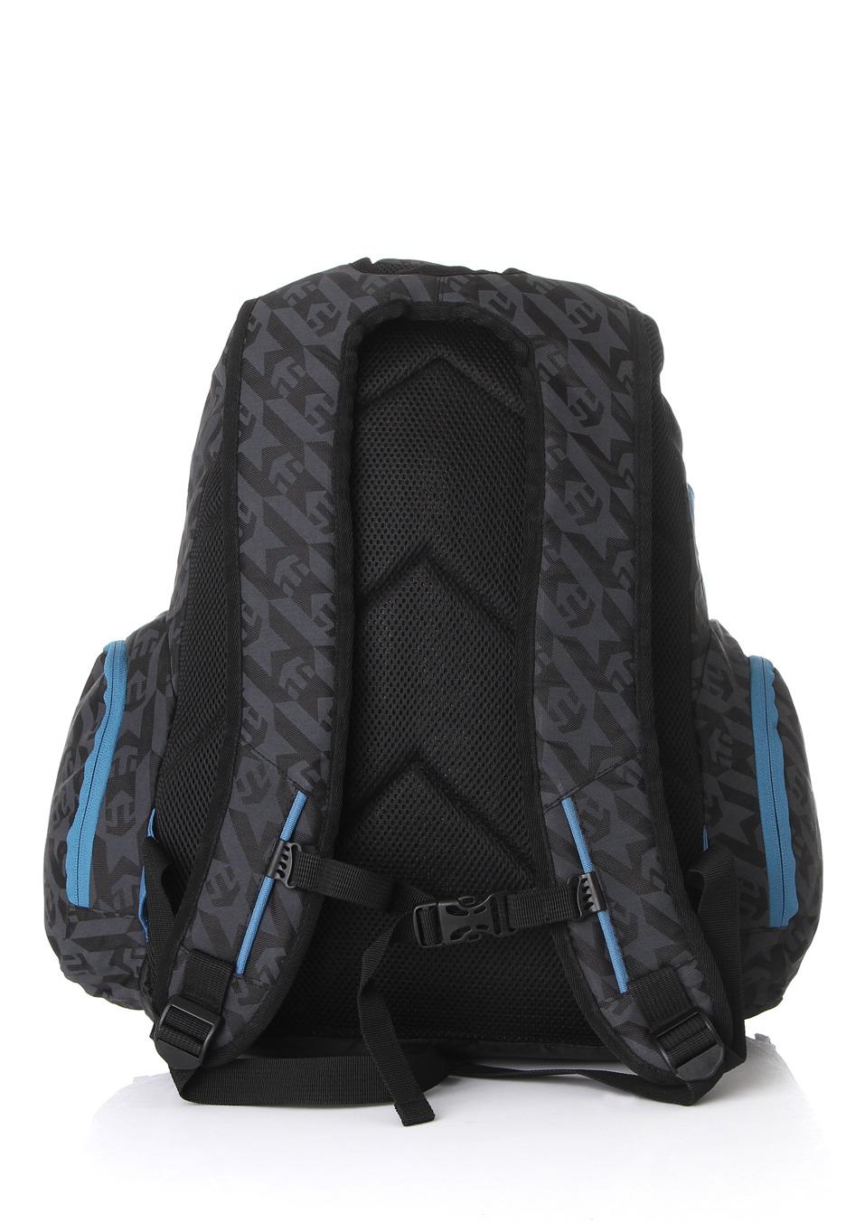 0d81543330f0 Etnies - Drake Black Grey - Backpack - Streetwear Shop - Impericon ...