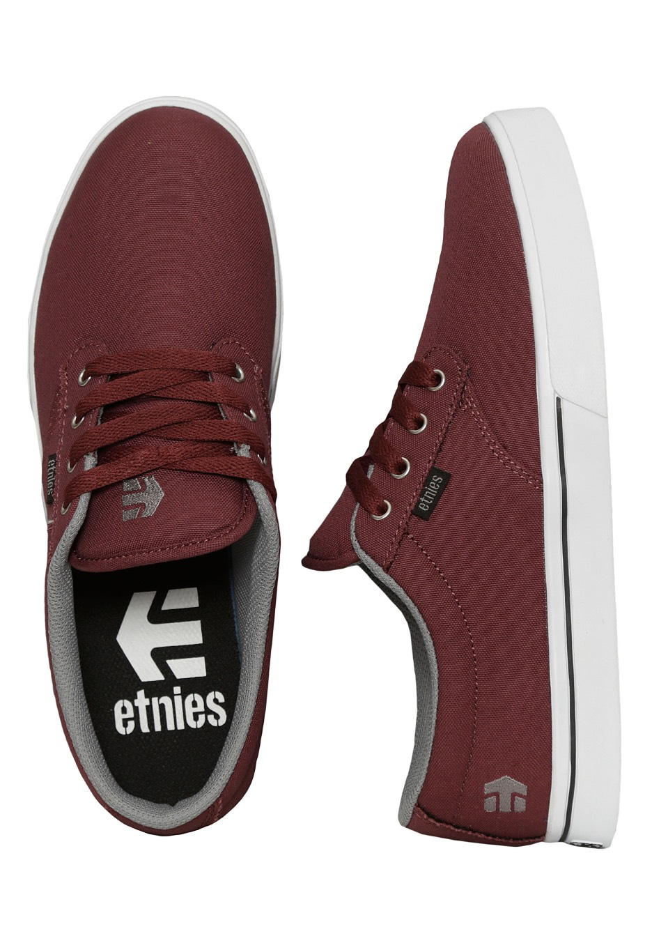 Etnies - Jameson 2 Eco Red Grey Black - Schuhe - Impericon.com DE 0b115c67a3