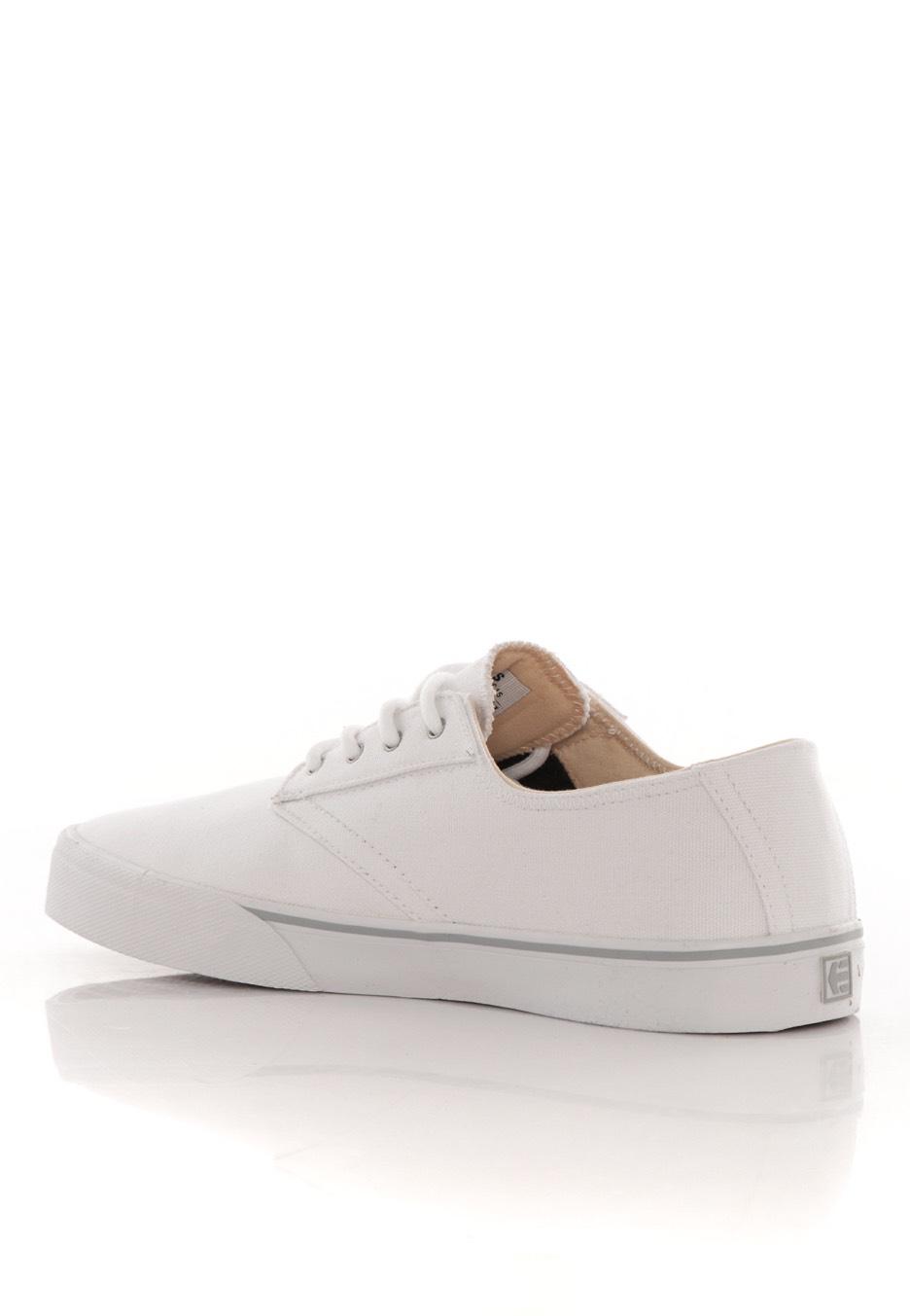 Etnies Jameson Vulc LS Weiß Schuhe DE Impericon  DE Schuhe 58e1df