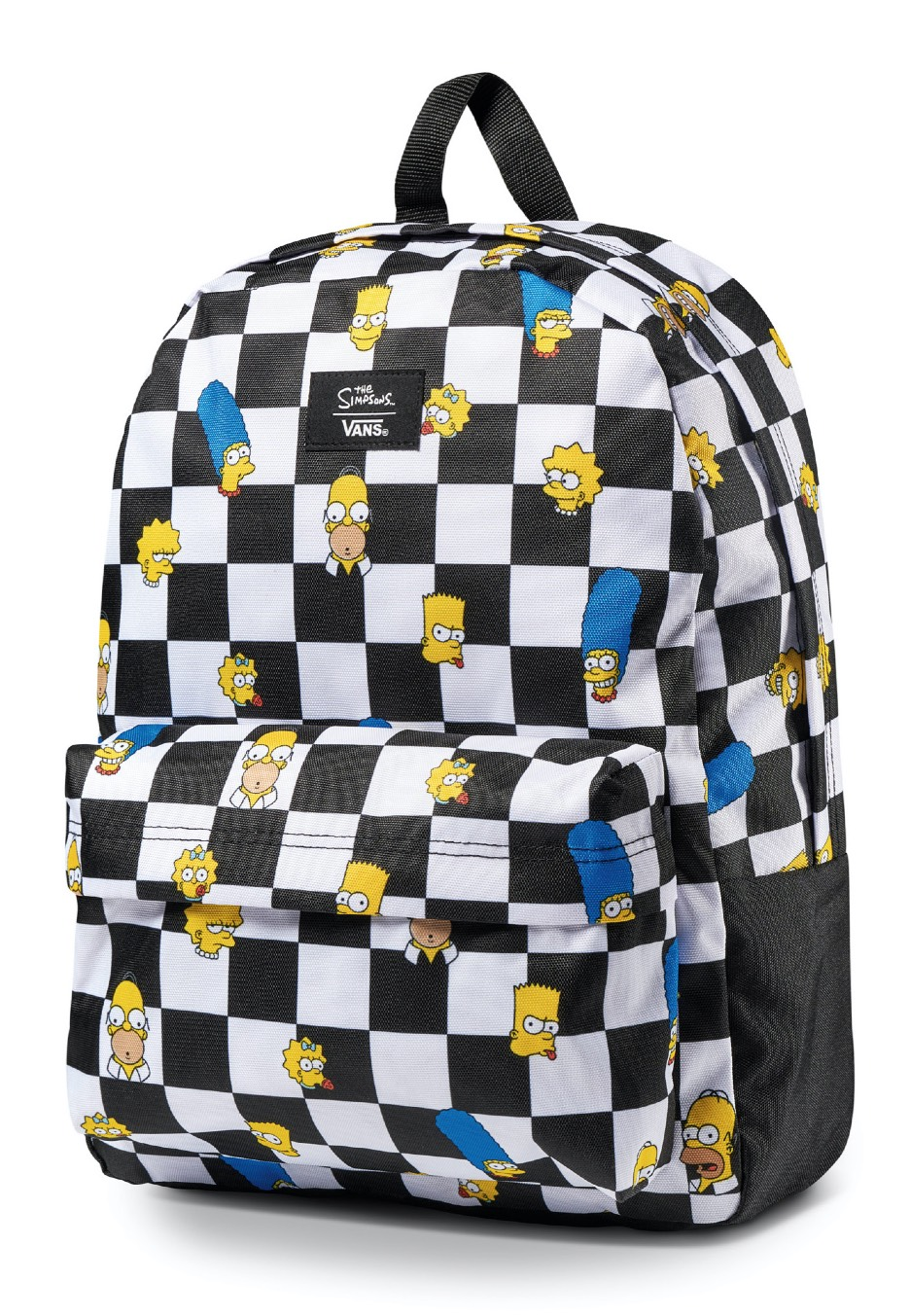 Vans x Simpsons Family Multicolored Sac a dos