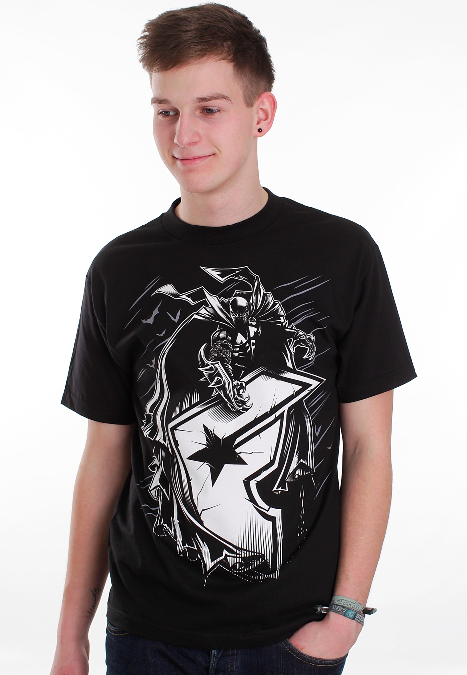 Famous Stars And Straps - Spawn Protector - T-Shirt ...