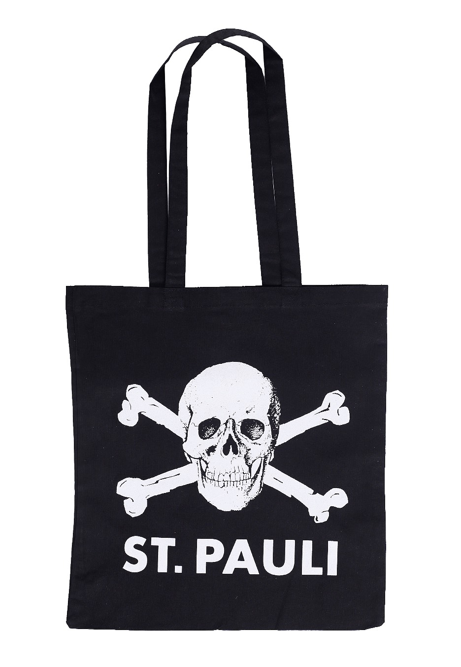 Lieblings FC St. Pauli - Totenkopf - Tote Bag - Official Merchandise Shop @RL_92