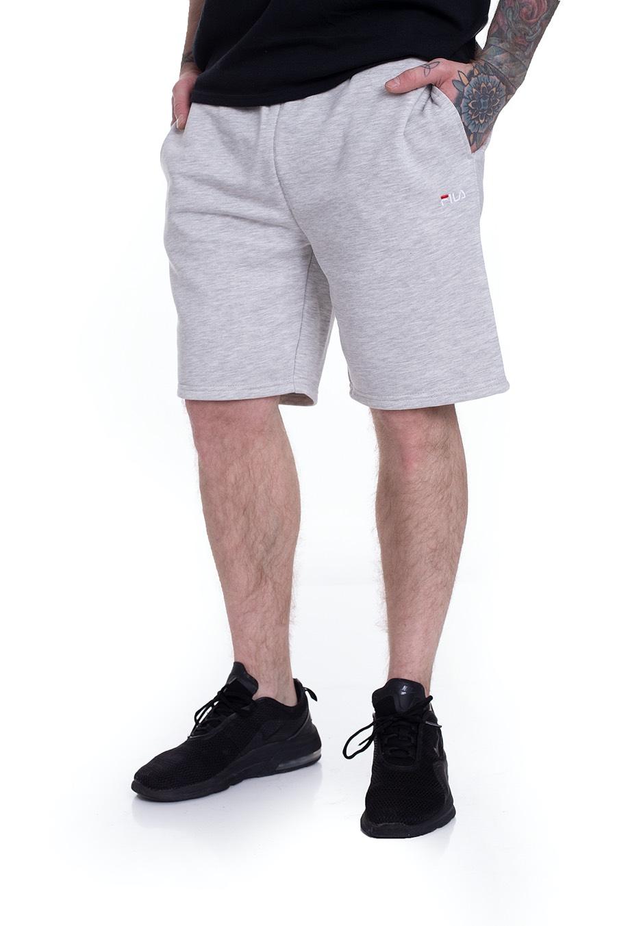 Fila Eldon Light Grey Melange Bros Shorts