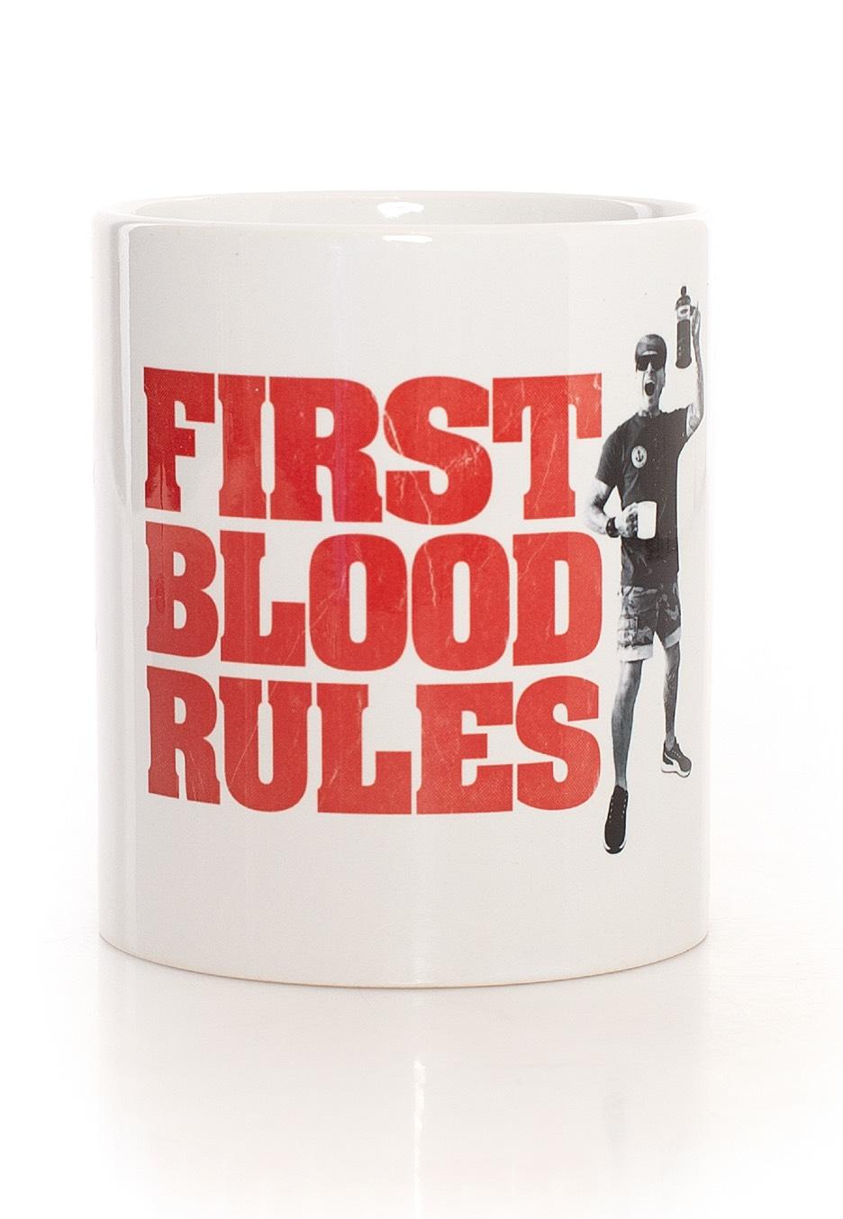 First Blood - First Blood Brews White -