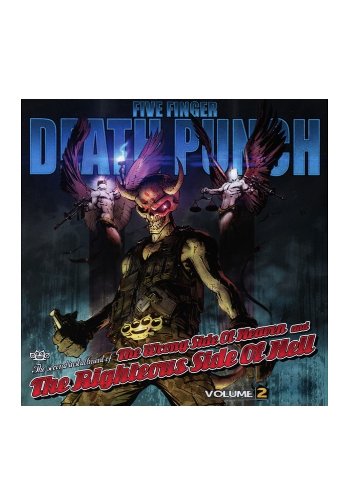 5fdp the wrong side of heaven and the righteous side of hell volume 2