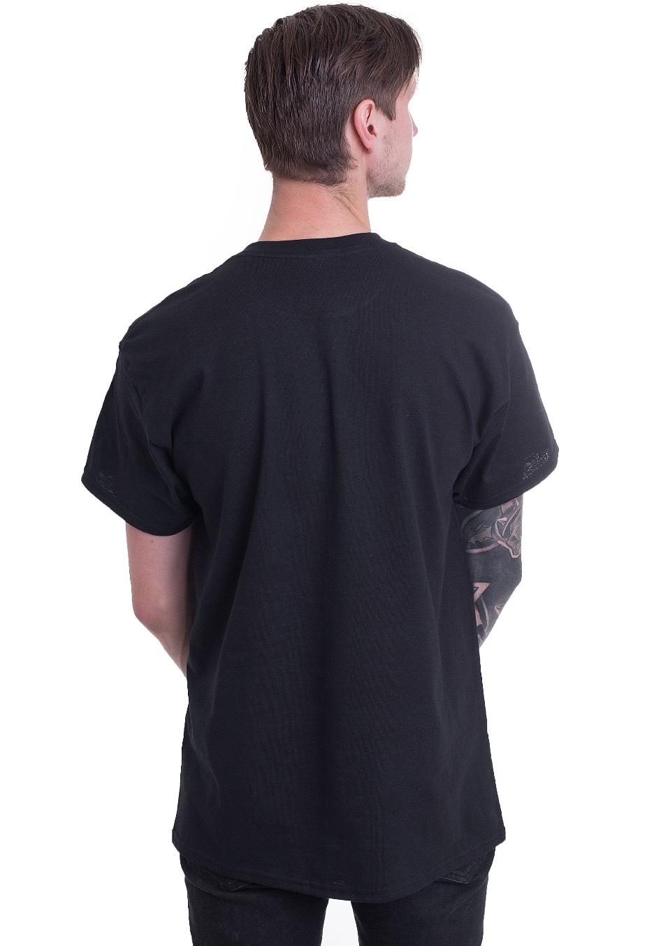 FIVE FINGER DEATH PUNCH t-shirt SPIRAL Assassin Homme Noir