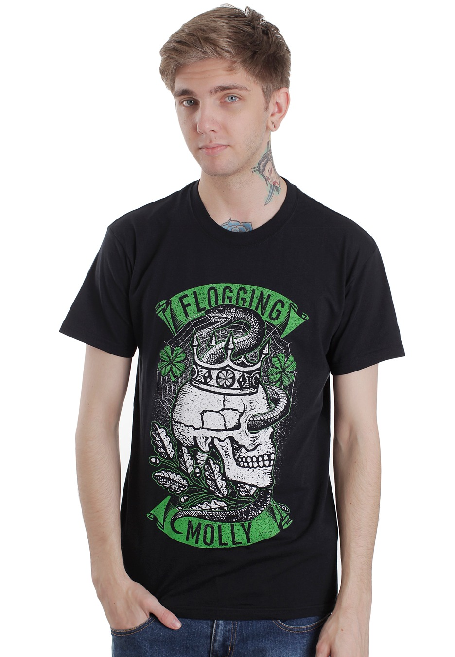 Flogging molly clothing