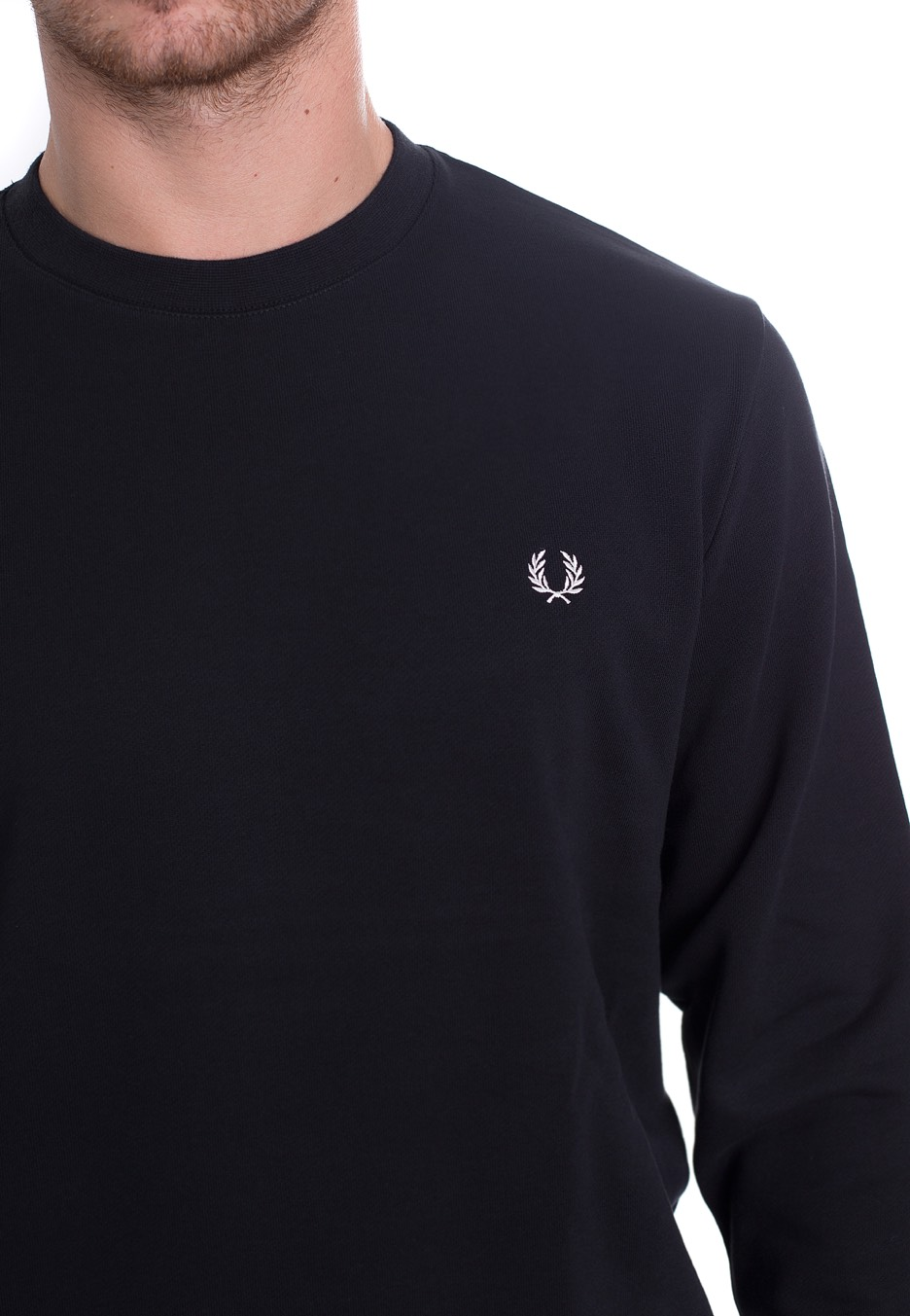 Fred Perry Crew Neck Pull Boutique Streetwear Impericoncom Fr