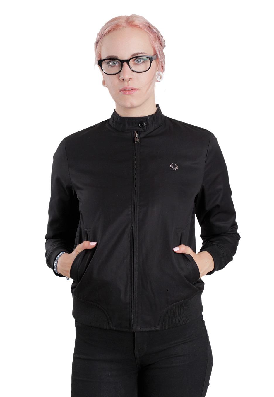 Fred perry womens harrington jacket