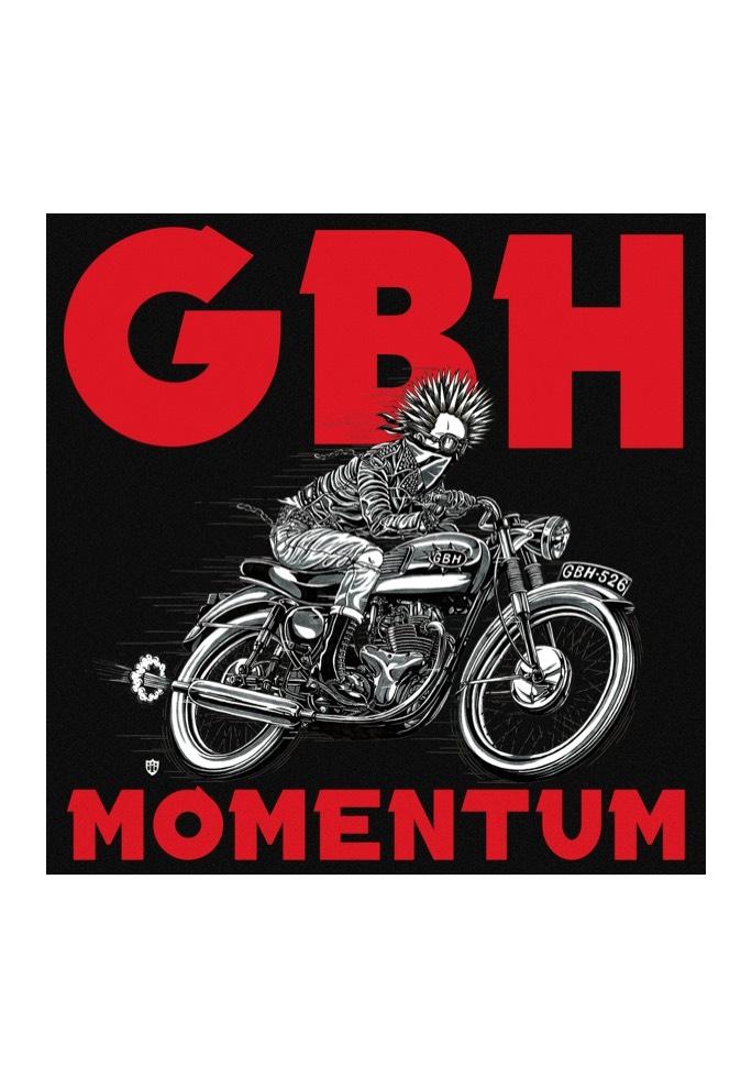 GBH - Momentum - CD