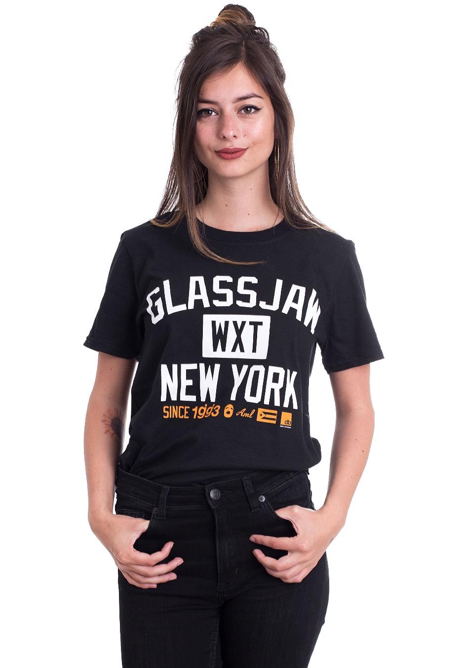 NEW /& OFFICIAL! Glassjaw /'New York/' T-Shirt
