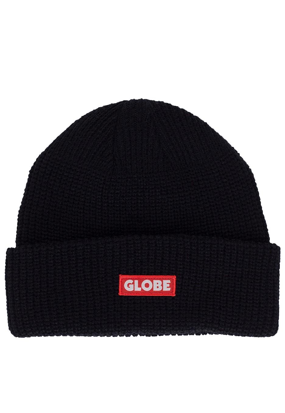 e83a9dc5d79 Globe - Bar Black - Beanie - Streetwear Shop - Impericon.com AU