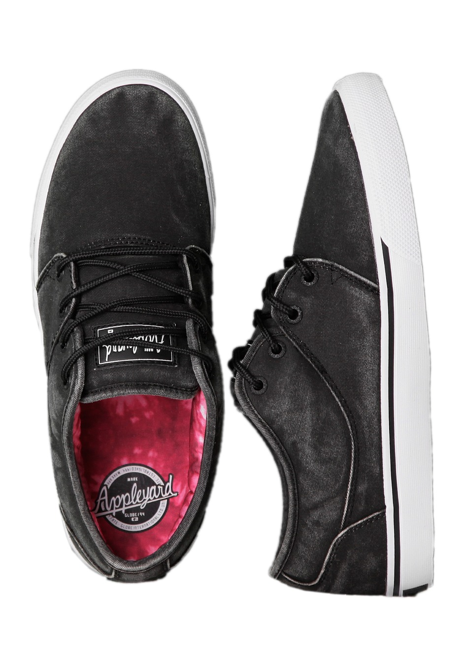 Globe - Mahalo Black Wash - Shoes