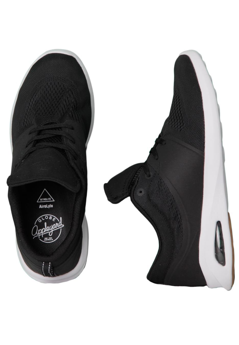 Globe Mahalo Lyte BlackWhite Chaussures