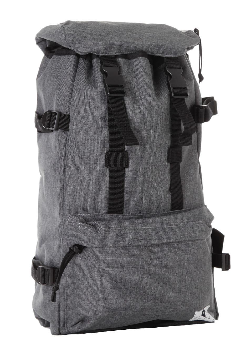 d9eba67463a5 Globe - Pioneer Charcoal - Backpack - Streetwear Shop - Impericon.com US