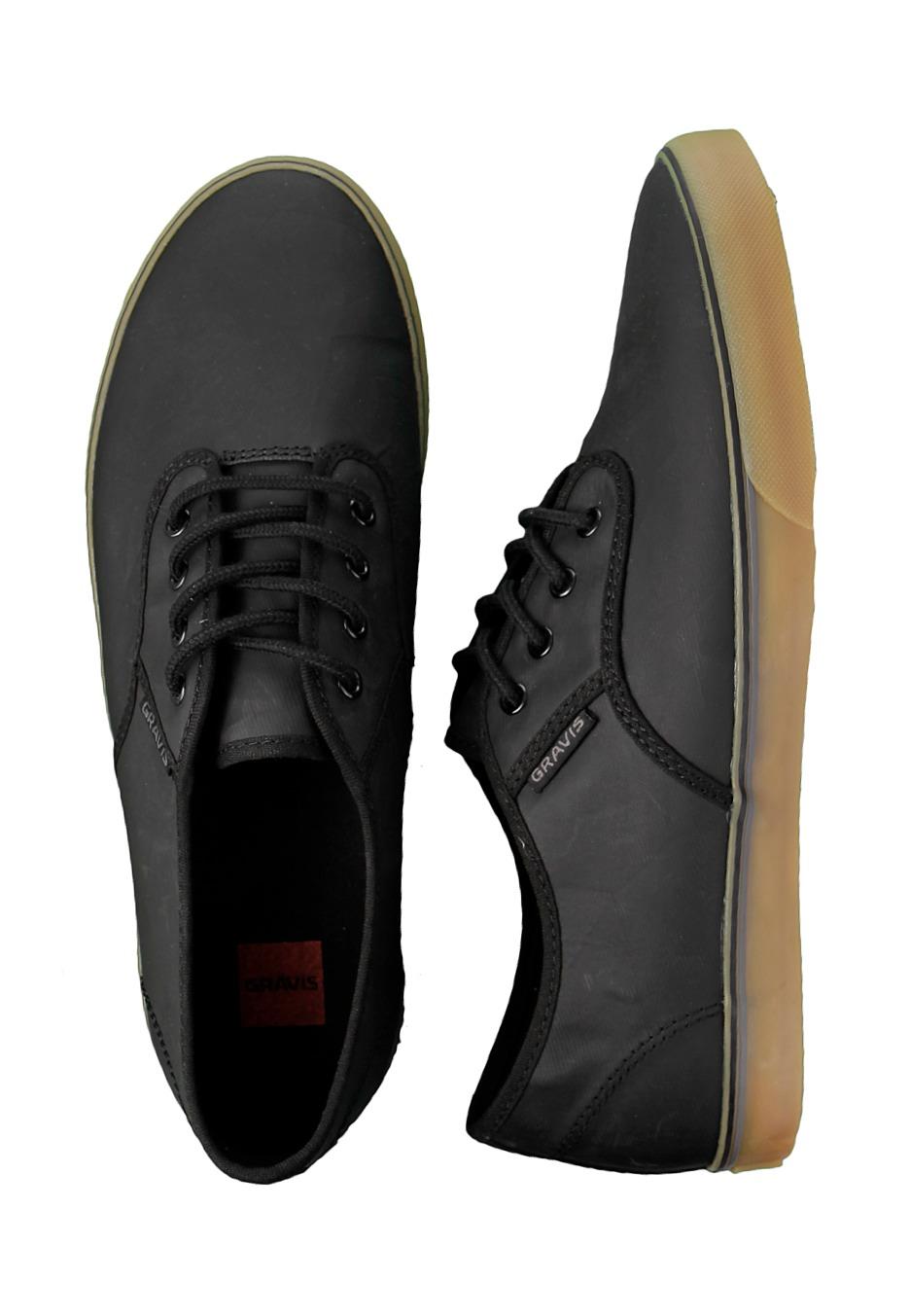 f6c51ca314ca Gravis - Slymz Black Wax - Shoes - Impericon.com UK