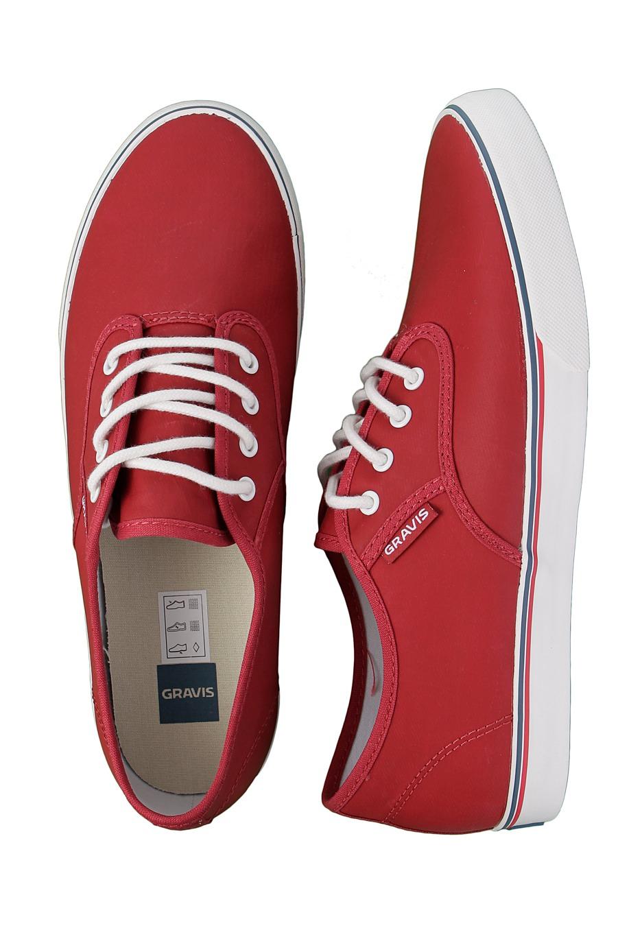 9bbe94dd84e7 Gravis - Slymz Red Wax - Shoes - Impericon.com US