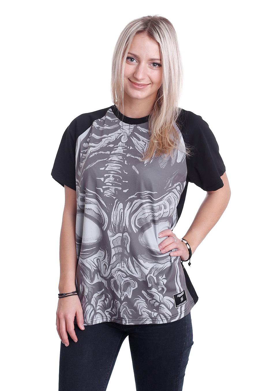 Grindrise Clothing - Dark One Fullprint - T-Shirt - Streetwear Shop ... dd66f0253