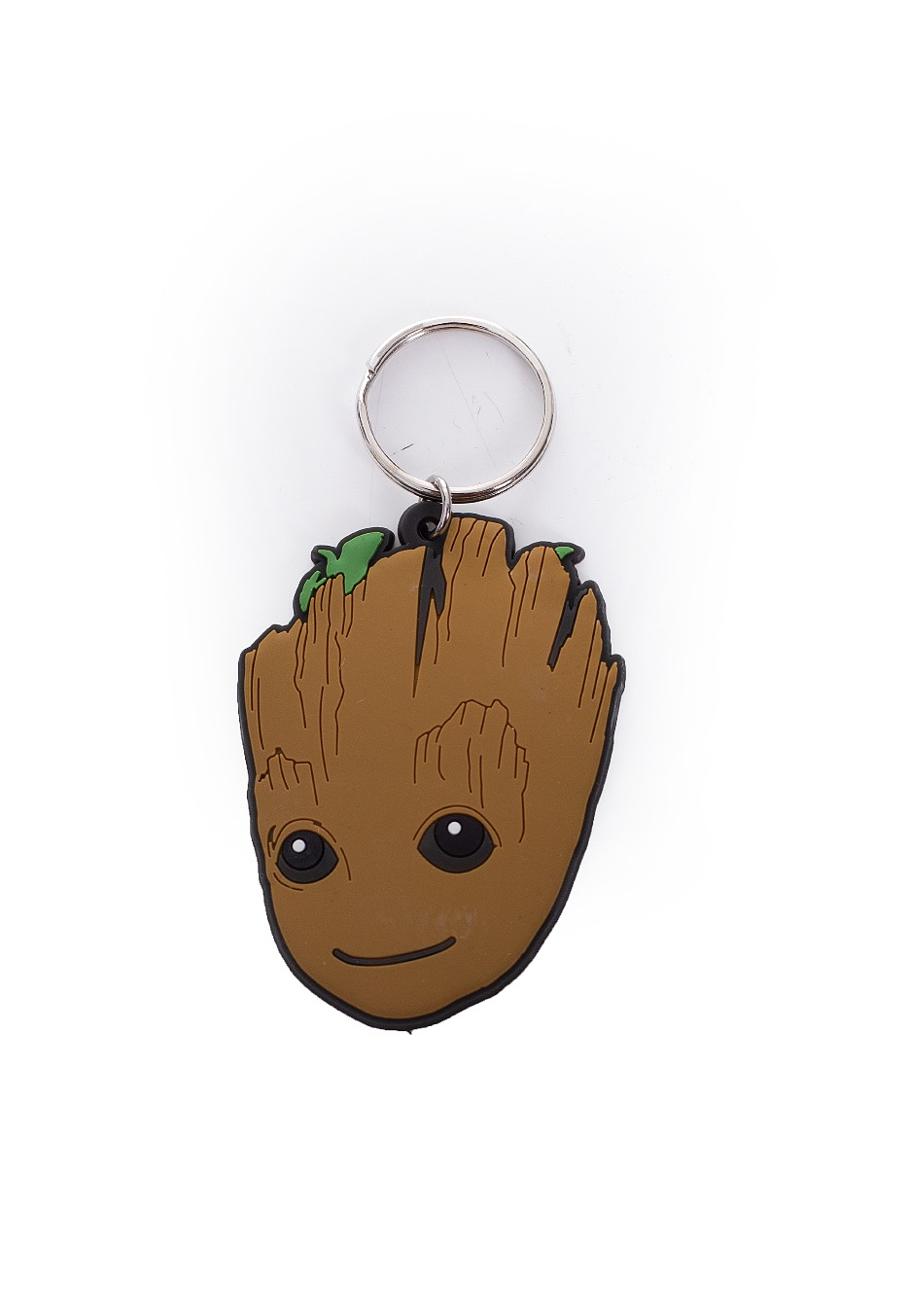 Guardians Of The Galaxy - Baby Groot Brown - Keychains