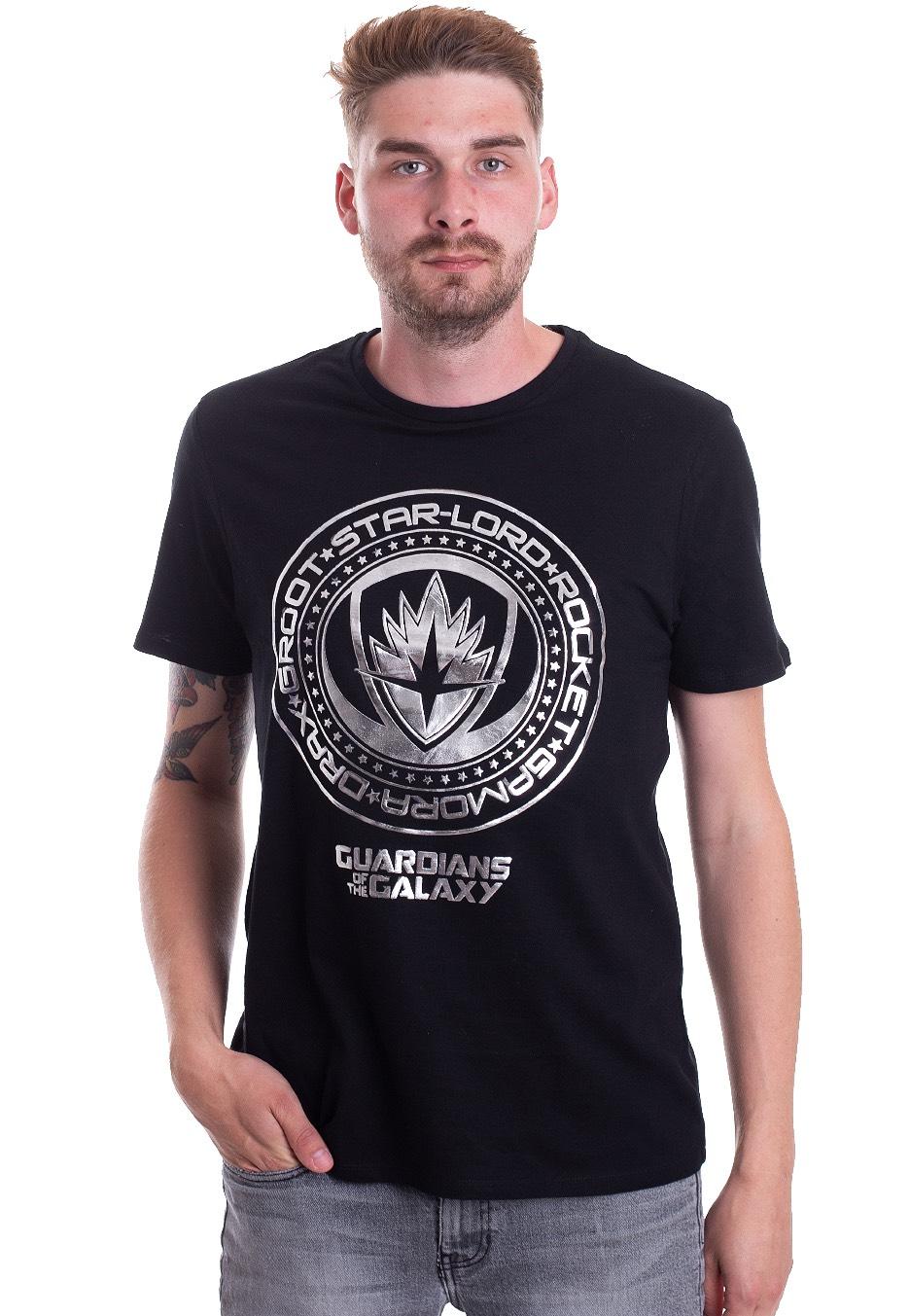 Guardians Of The Galaxy - Guardians Emblem - - T-Shirts