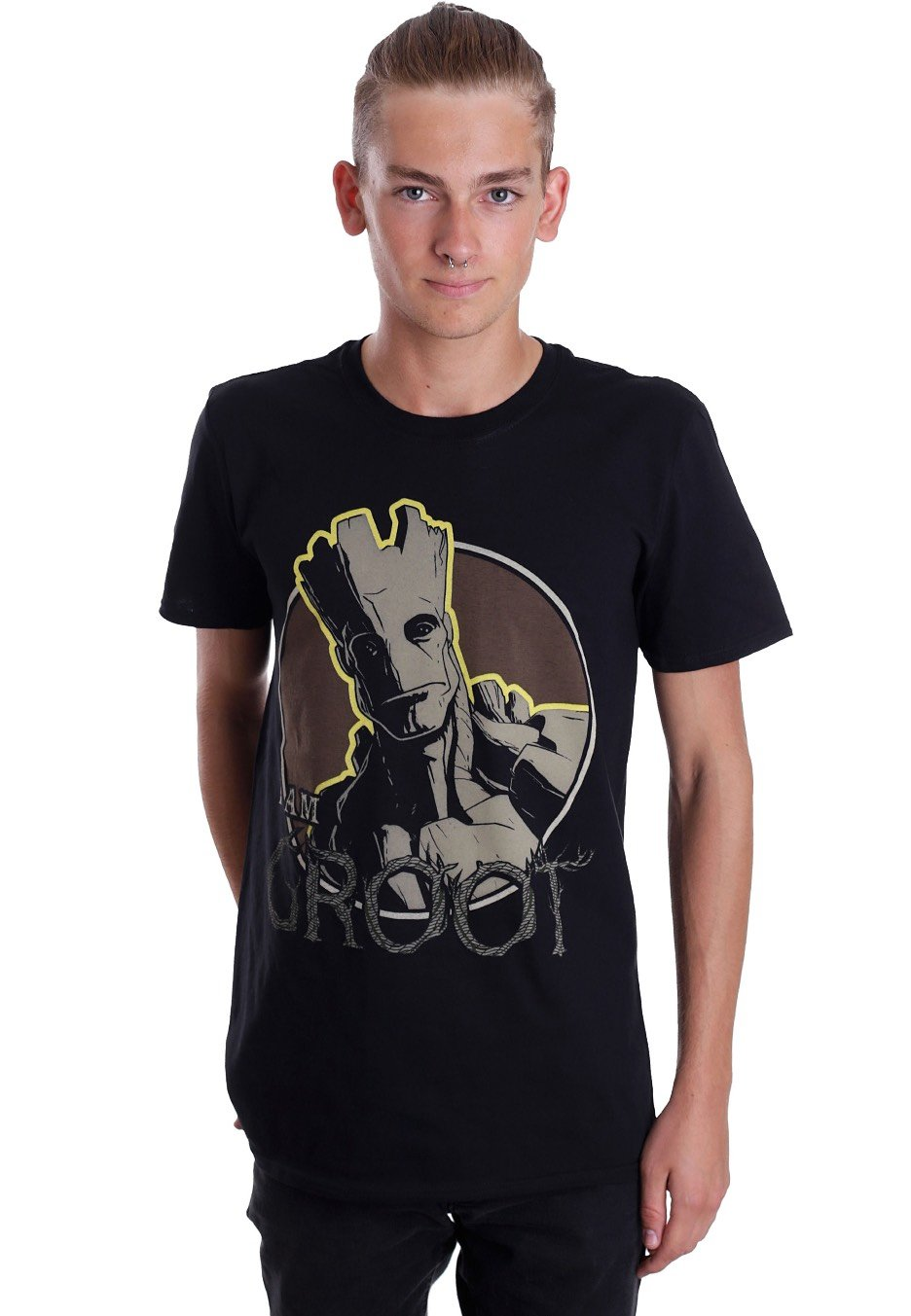 Guardians Of The Galaxy - Groot - - T-Shirts
