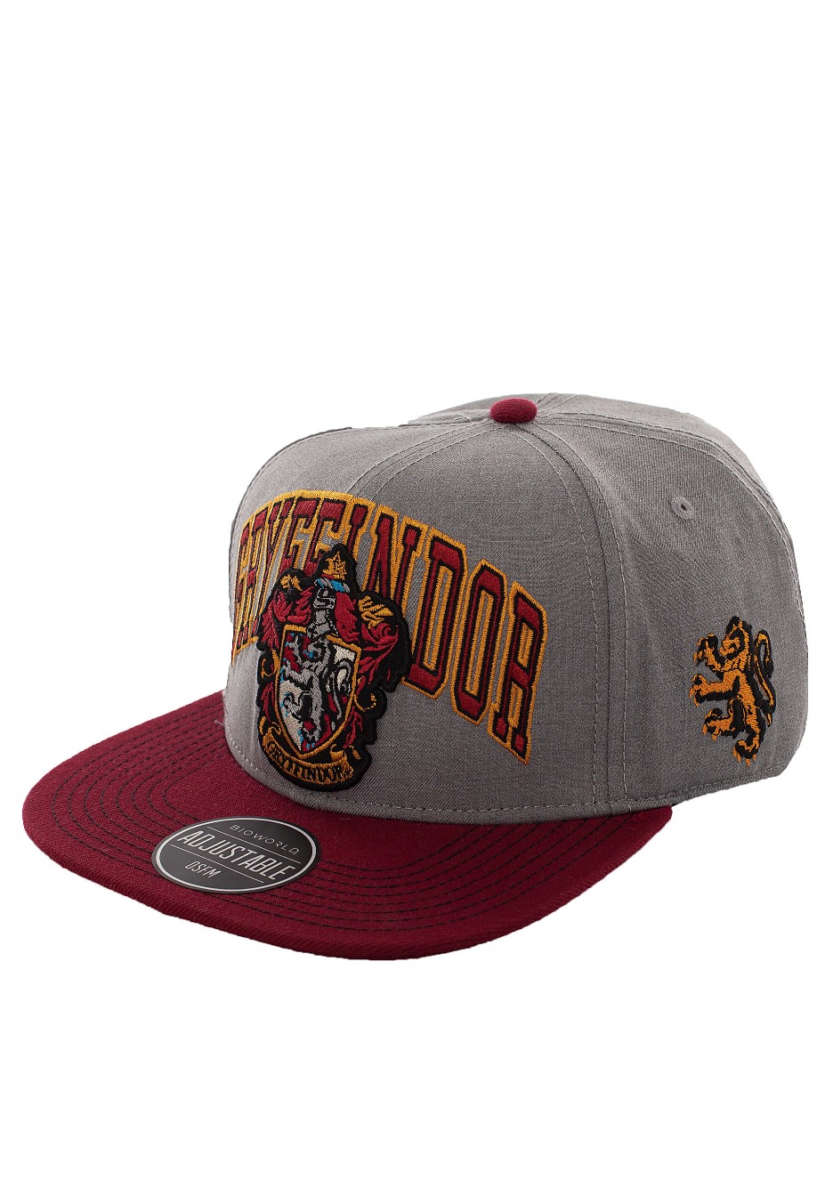 Harry Potter - Gryffindor Grey - Cap - Impericon.com Worldwide 28ace338a7c8
