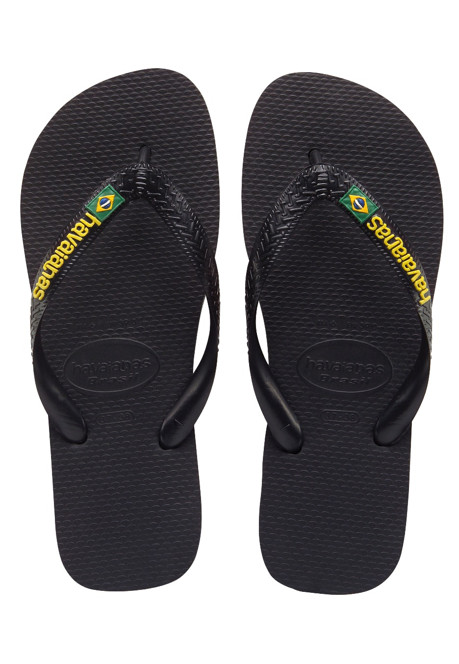 d521b6363b975 Havaianas - Brasil Logo - Sandals - Streetwear Shop - Impericon.com UK
