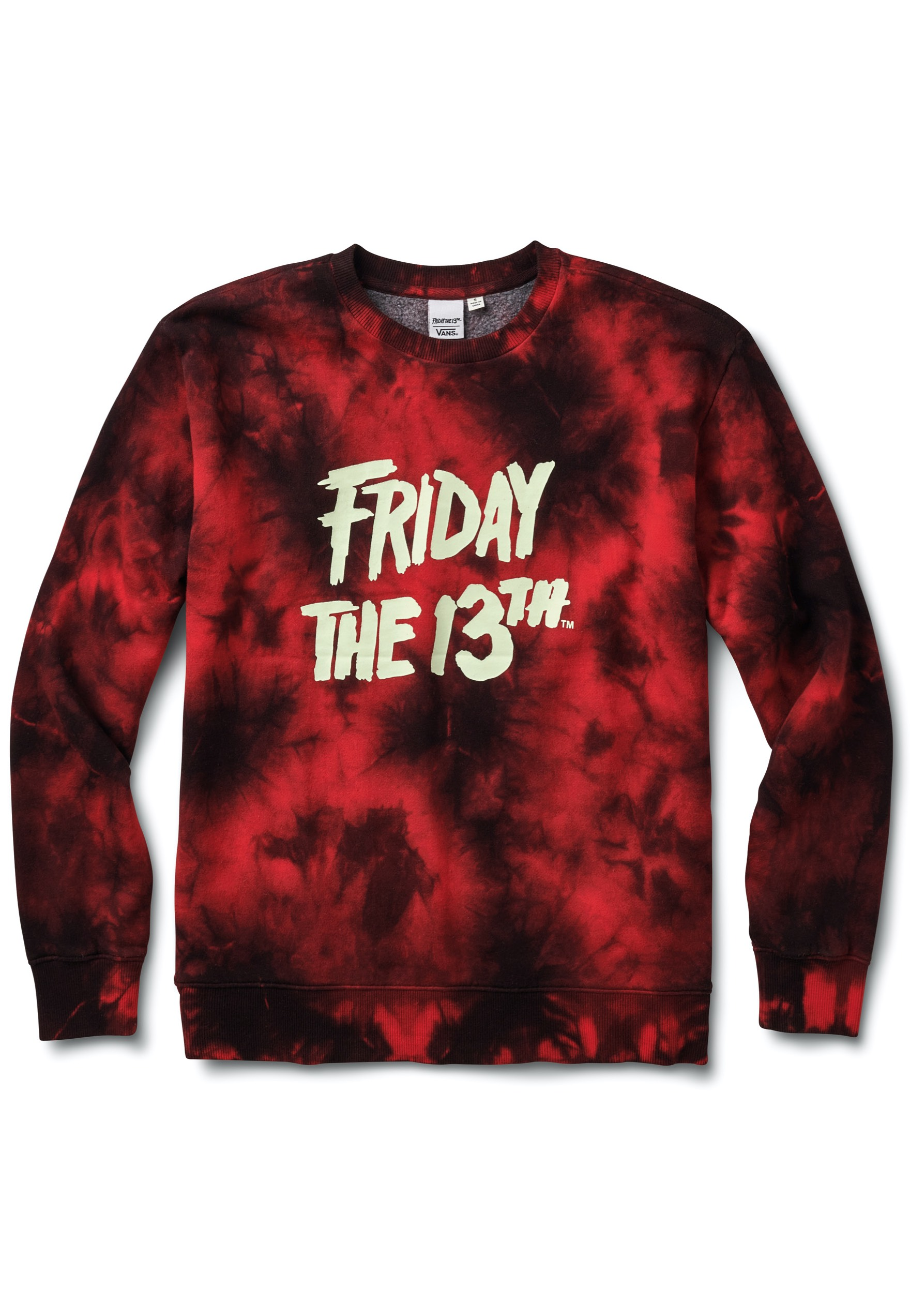 Vans x Horror Friday 13Th Sweater